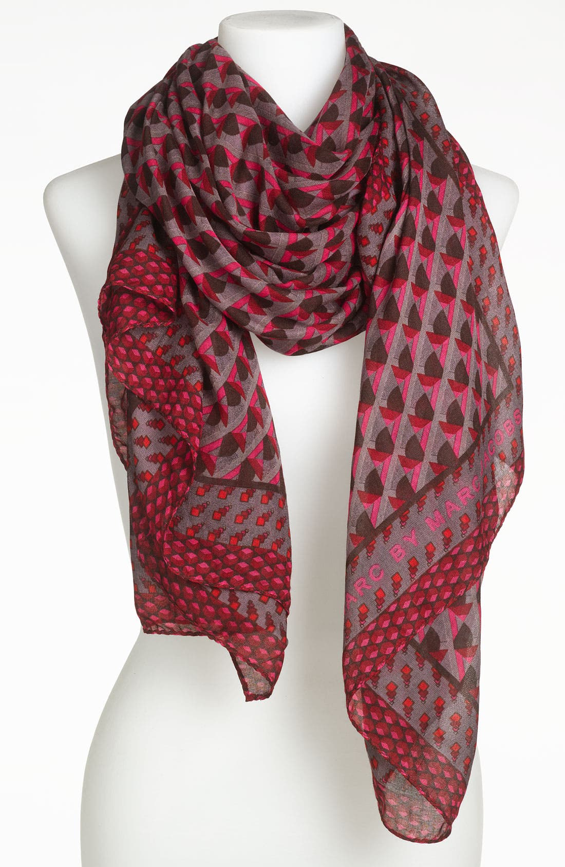 Main Image - MARC BY MARC JACOBS 'Katya' Scarf