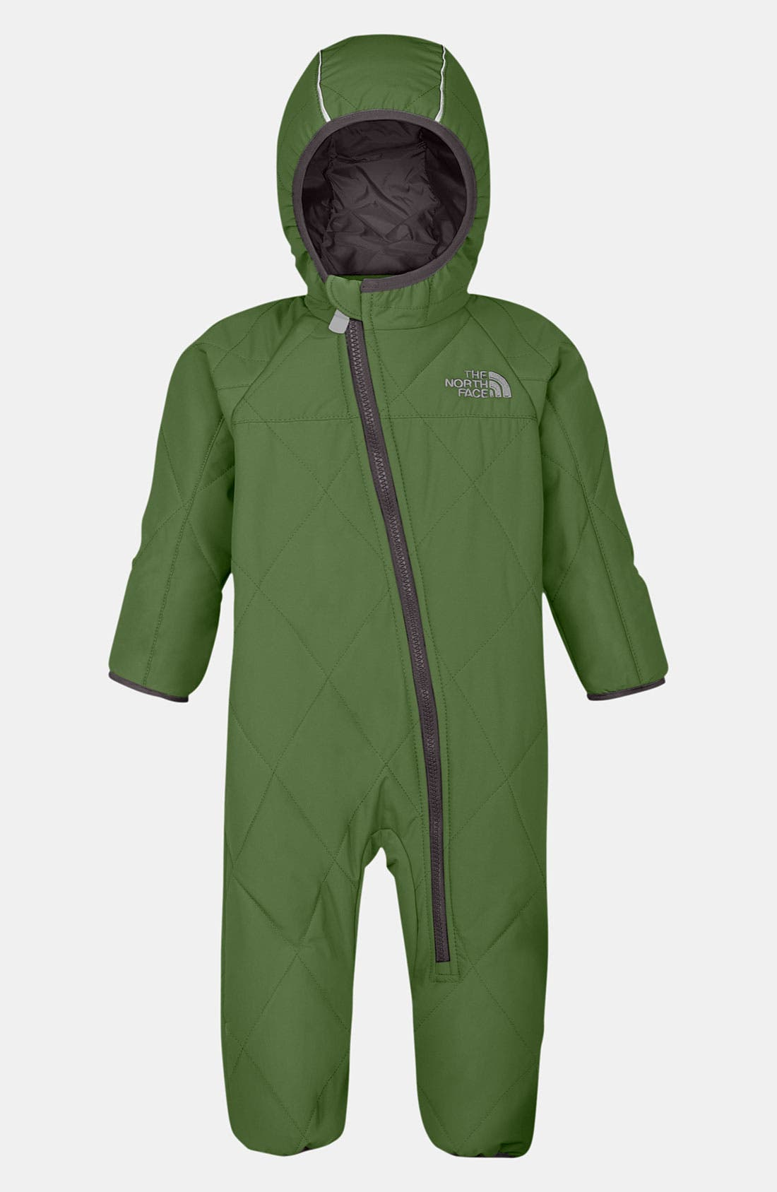 Alternate Image 1 Selected - The North Face 'Toasty Toes' Insulated Bunting (Infant)