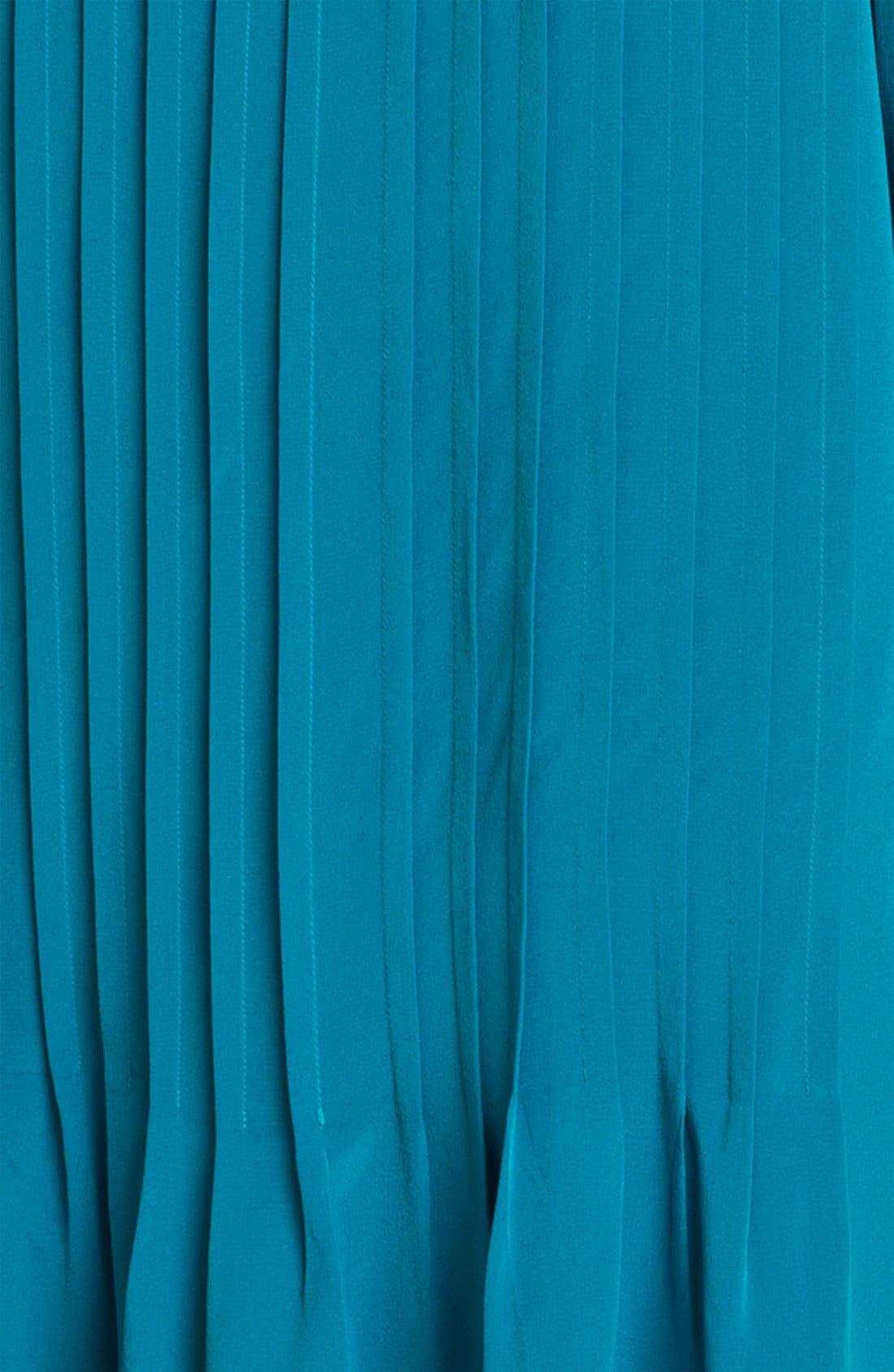 Alternate Image 3  - kate spade new york 'arden' silk shift dress
