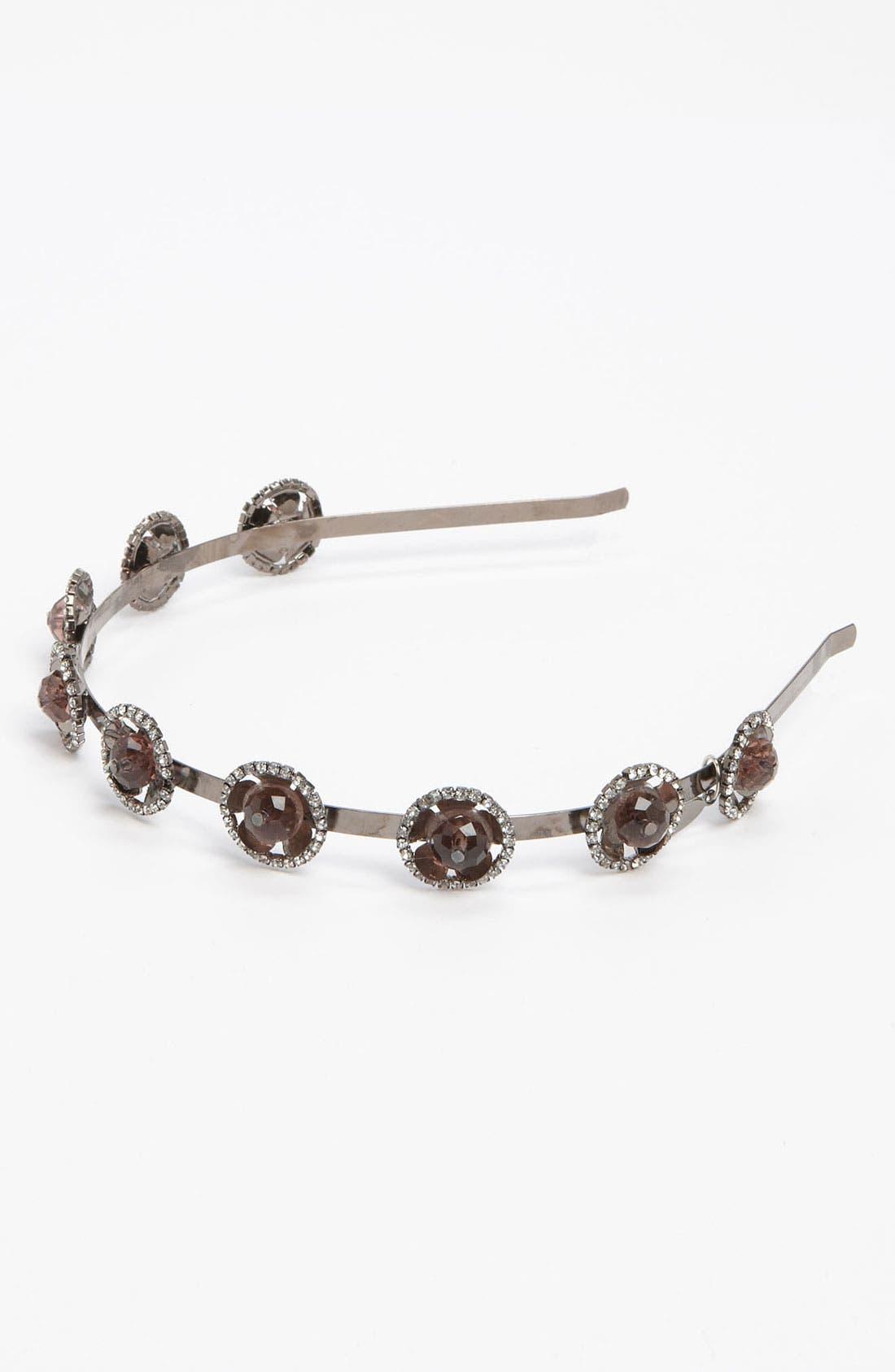 Main Image - Tasha 'Crystal Candy Buttons' Headband