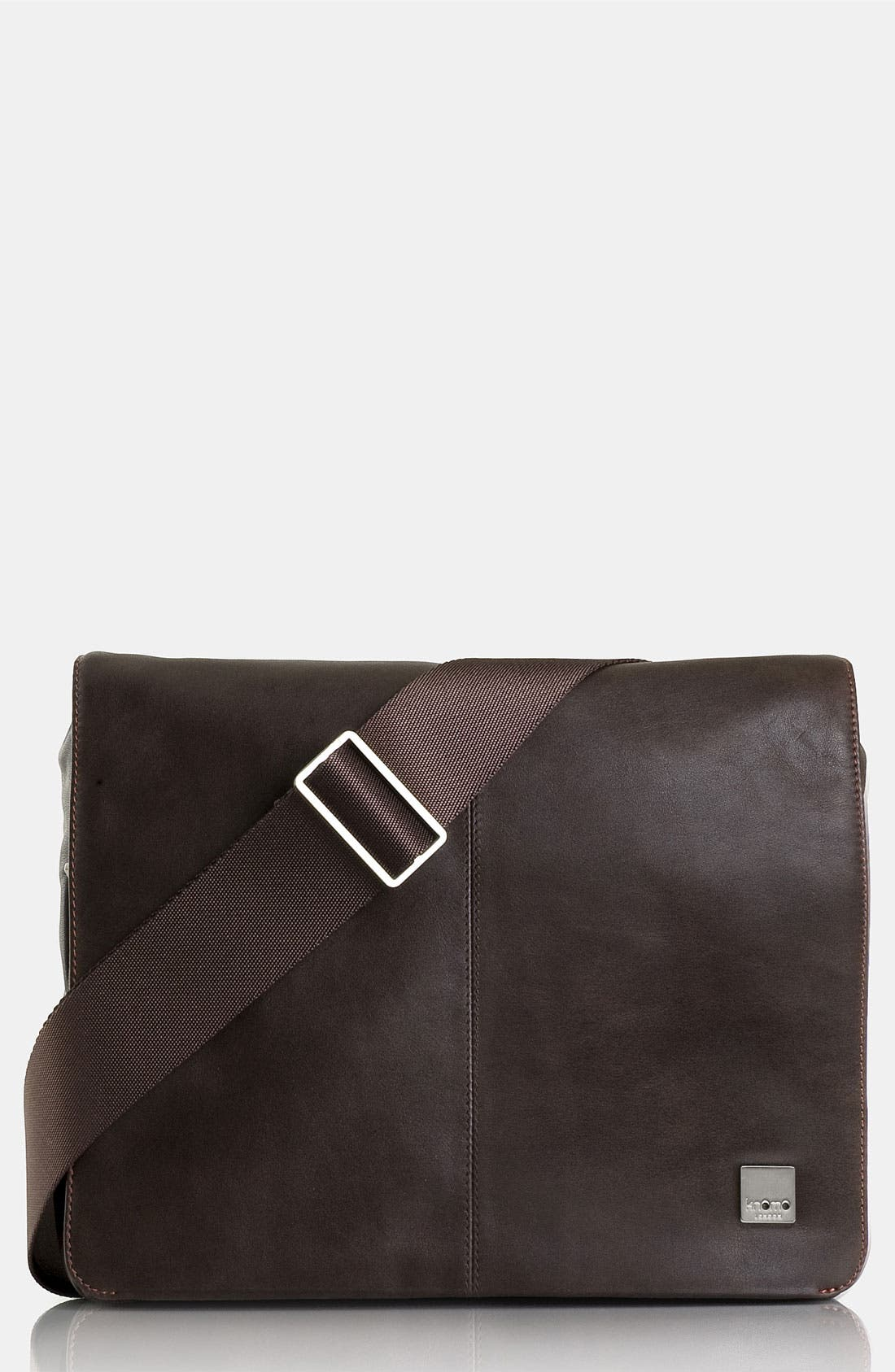 Alternate Image 1 Selected - KNOMO London 'Kilkenny' Messenger Bag (11 Inch)