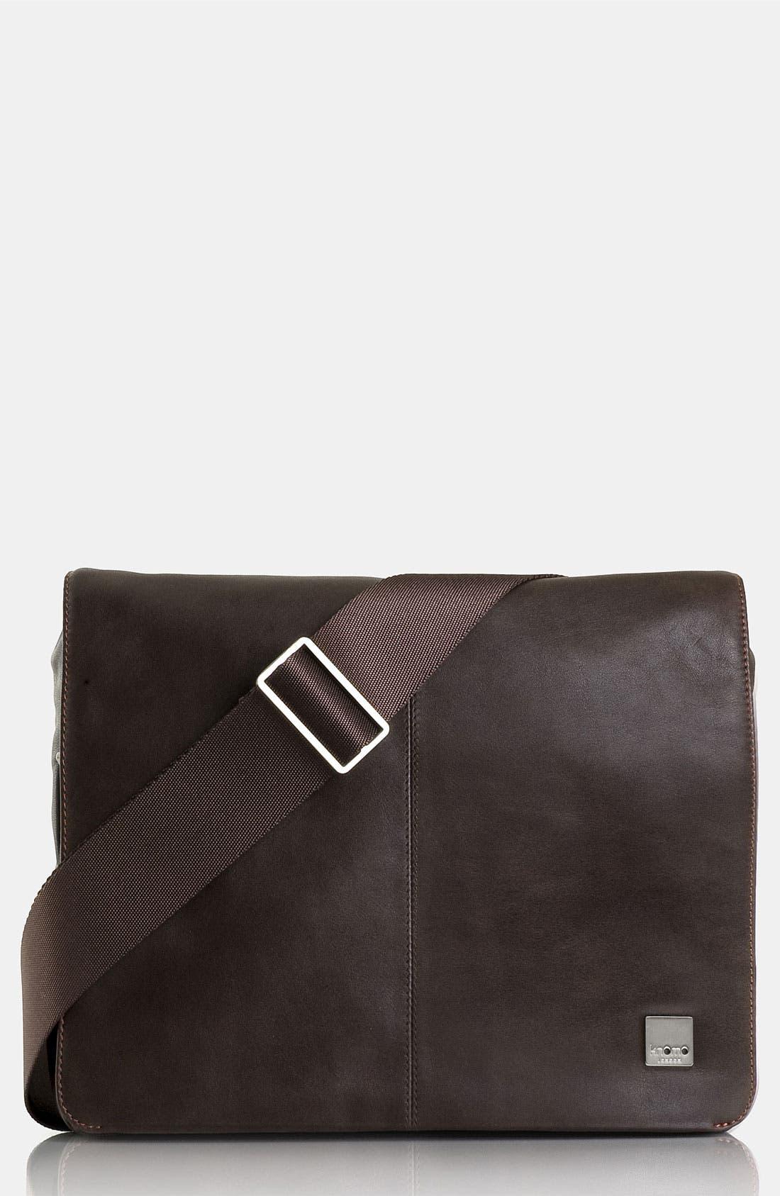Main Image - KNOMO London 'Kilkenny' Messenger Bag (11 Inch)
