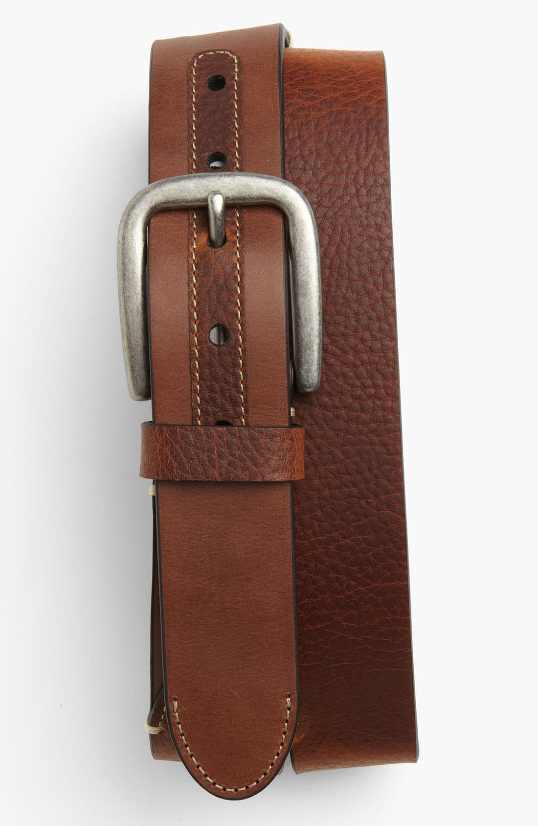 Alternate Image 1 Selected - Tommy Bahama 'Carlo' Leather Belt