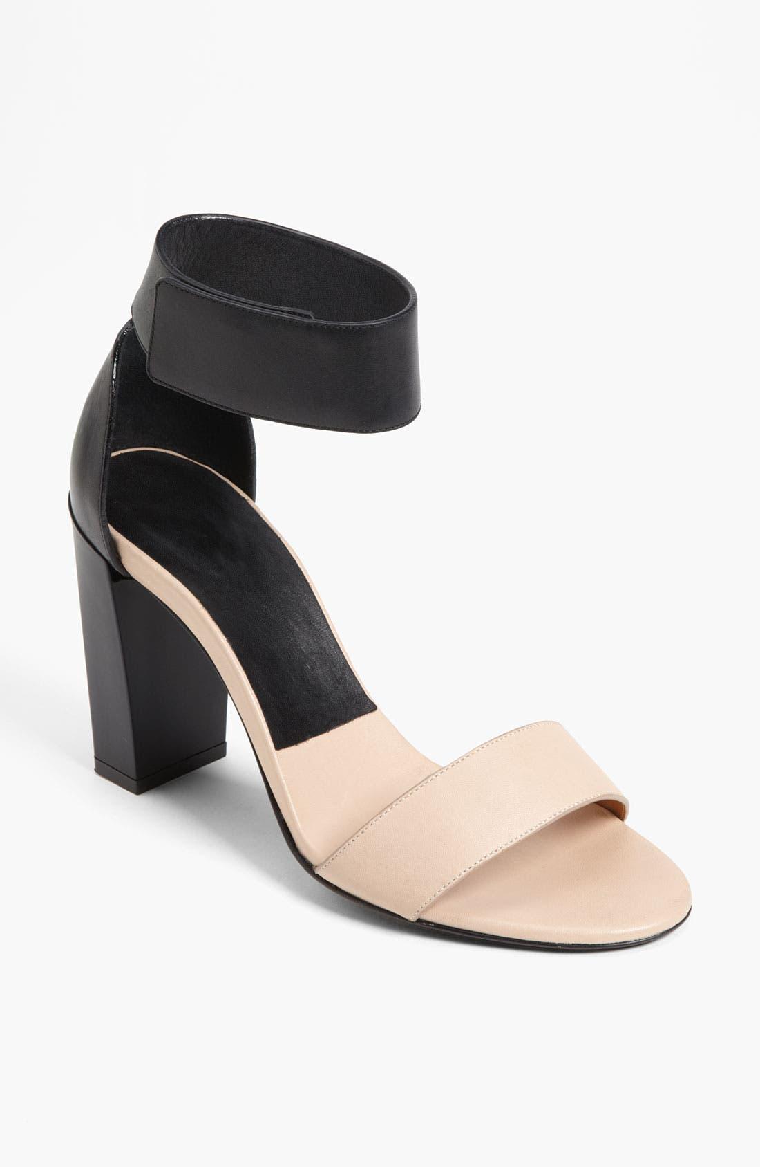 Alternate Image 1 Selected - Chloé Ankle Strap Sandal