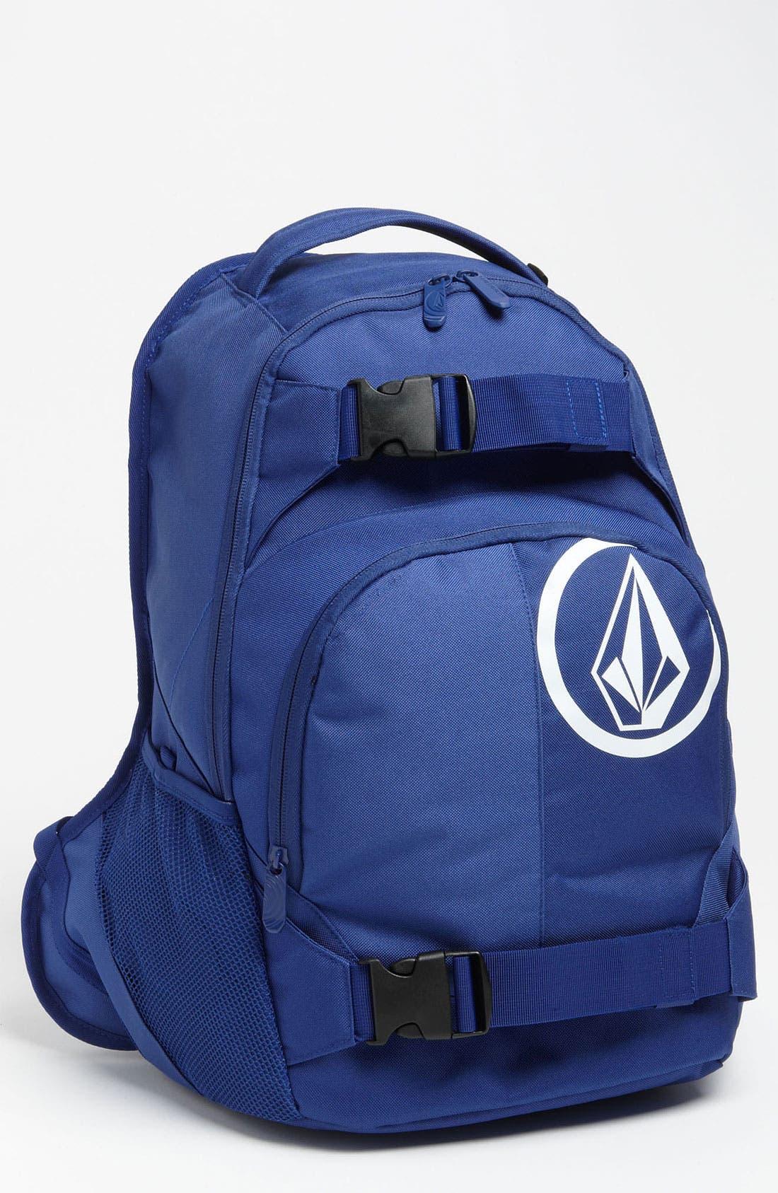 Main Image - Volcom 'Equilibrium' Backpack (Big Boys)