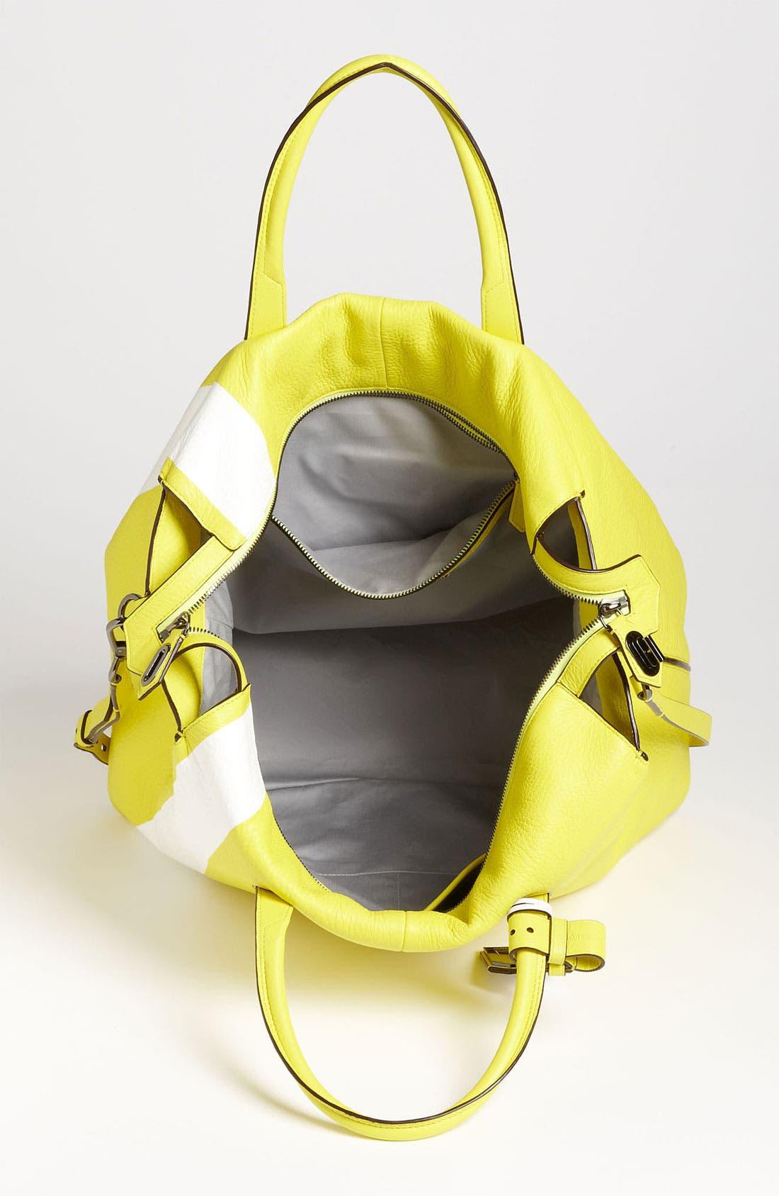 Alternate Image 3  - Reed Krakoff 'Gym Bag I' Leather Satchel