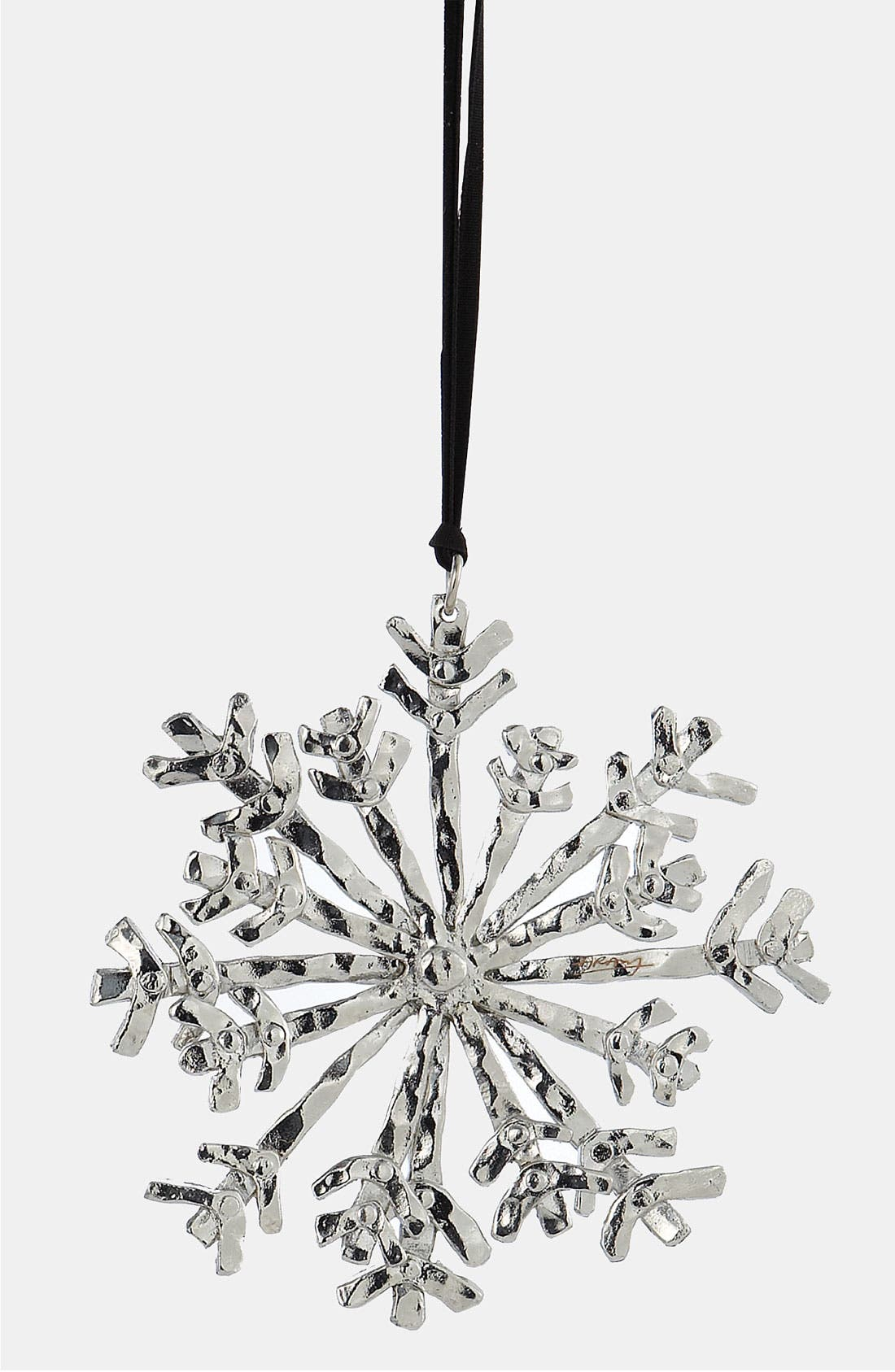 Alternate Image 1 Selected - Michael Aram 'Forged Snowflake' Ornament