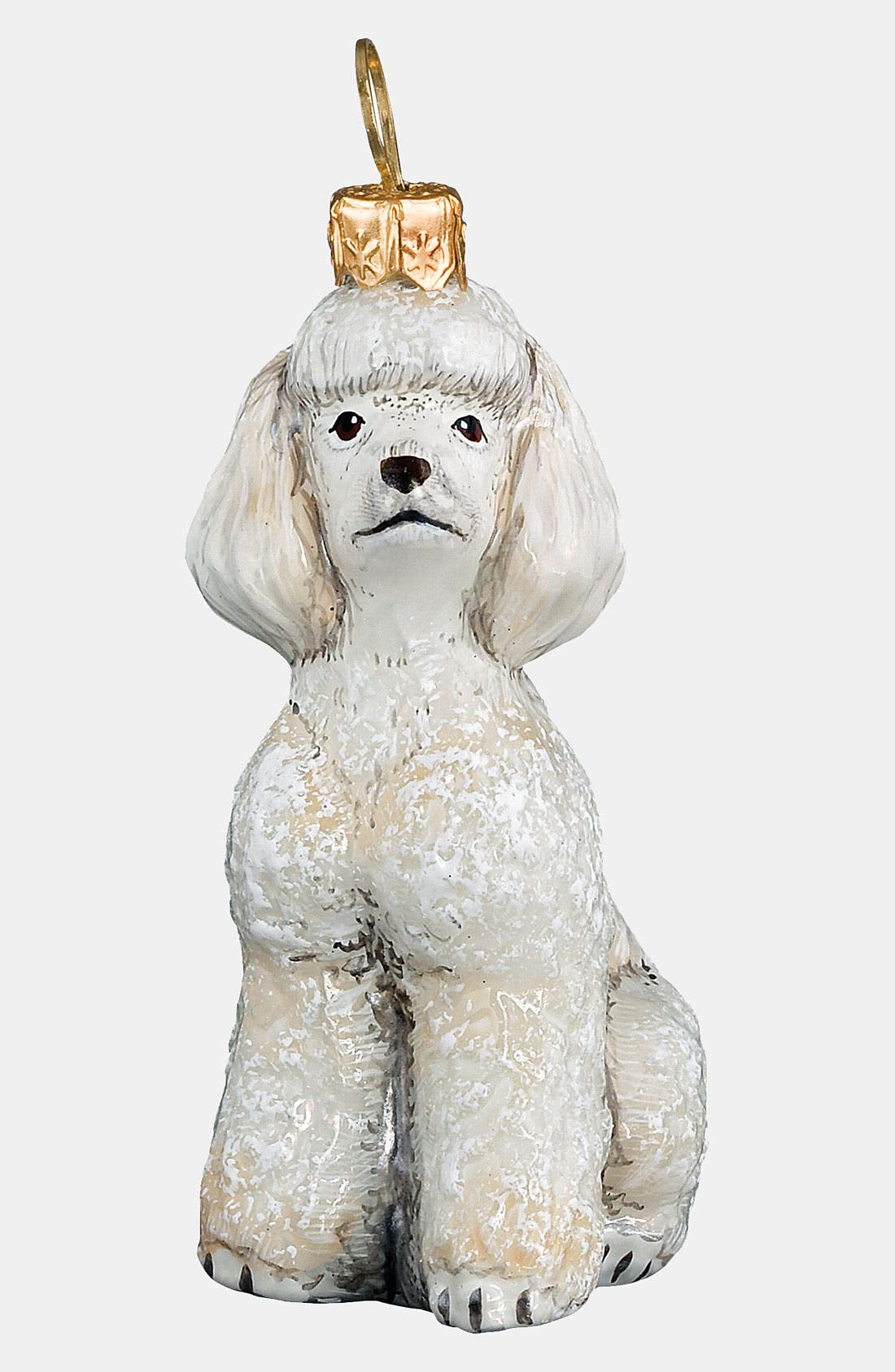 Alternate Image 1 Selected - Joy to the World Collectibles 'Toy Poodle' Ornament