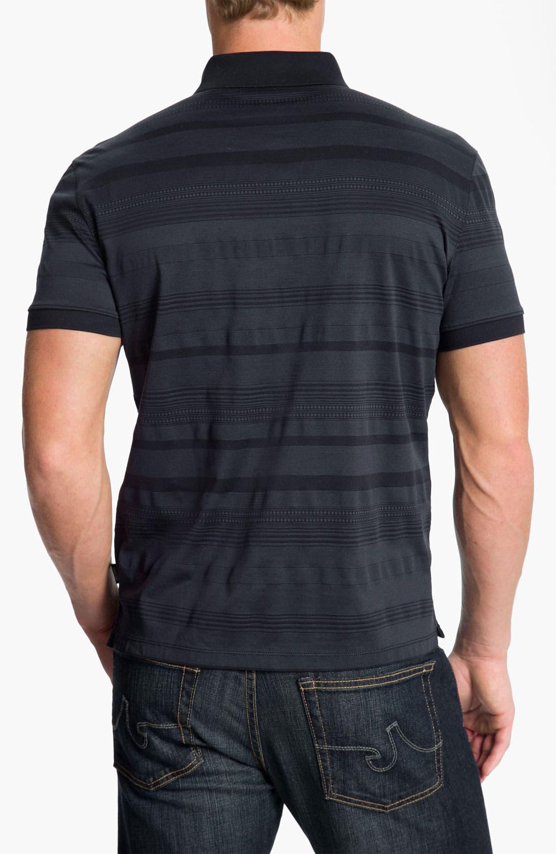 Alternate Image 2  - BOSS Black 'Asinara 03' Slim Fit Polo