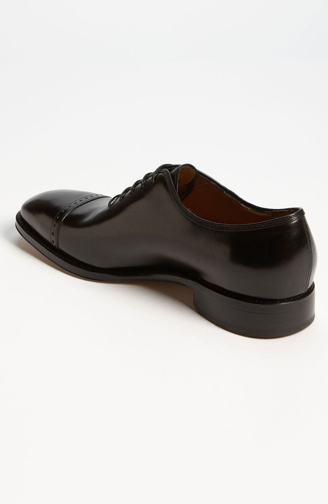 Alternate Image 2  - Salvatore Ferragamo 'Domino' Cap Toe Oxford (Online Only)