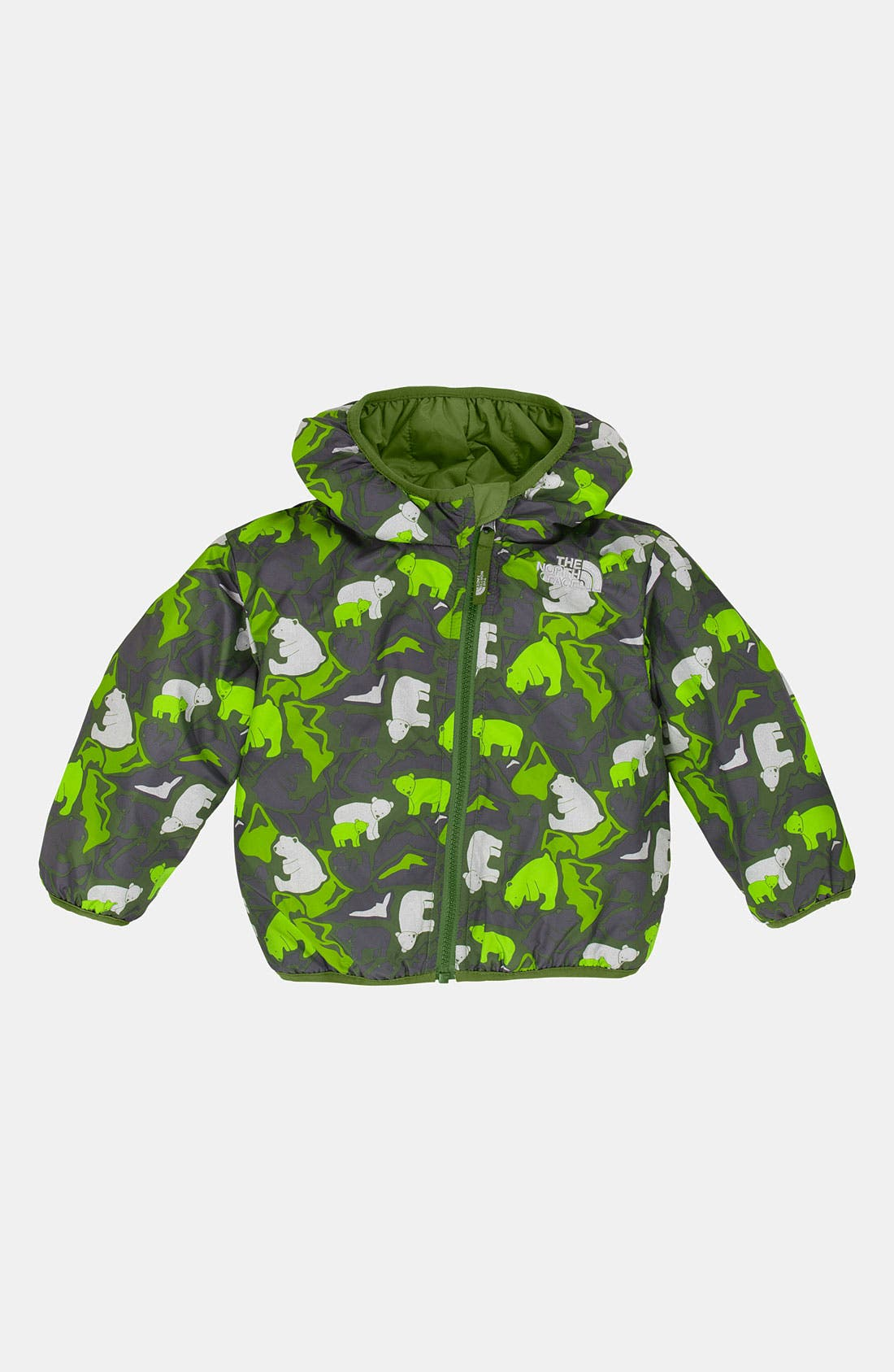 Main Image - The North Face 'Perrito' Reversible Jacket (Baby)