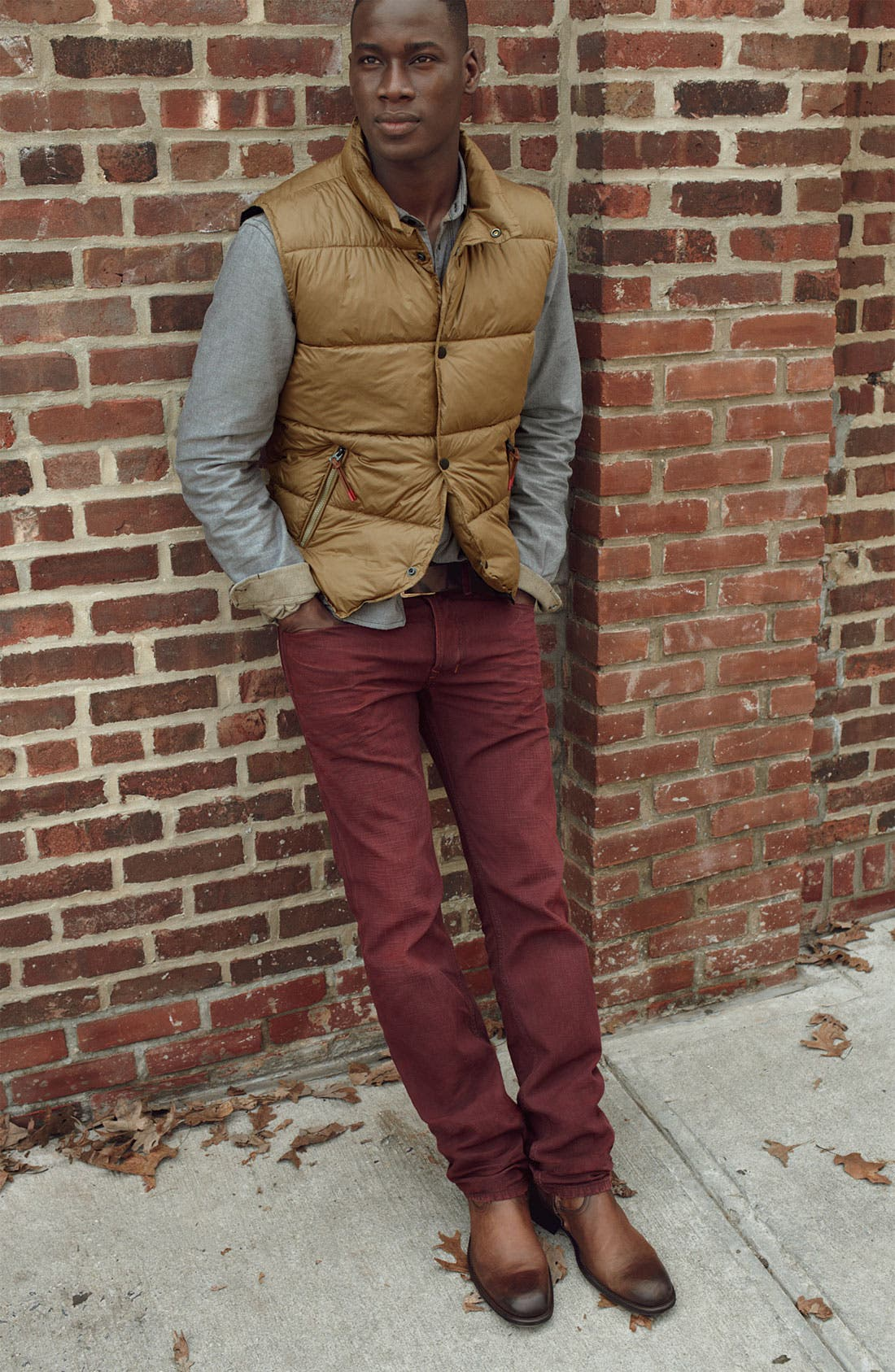 Alternate Image 6  - DIESEL® 'Warwick' Puffer Vest