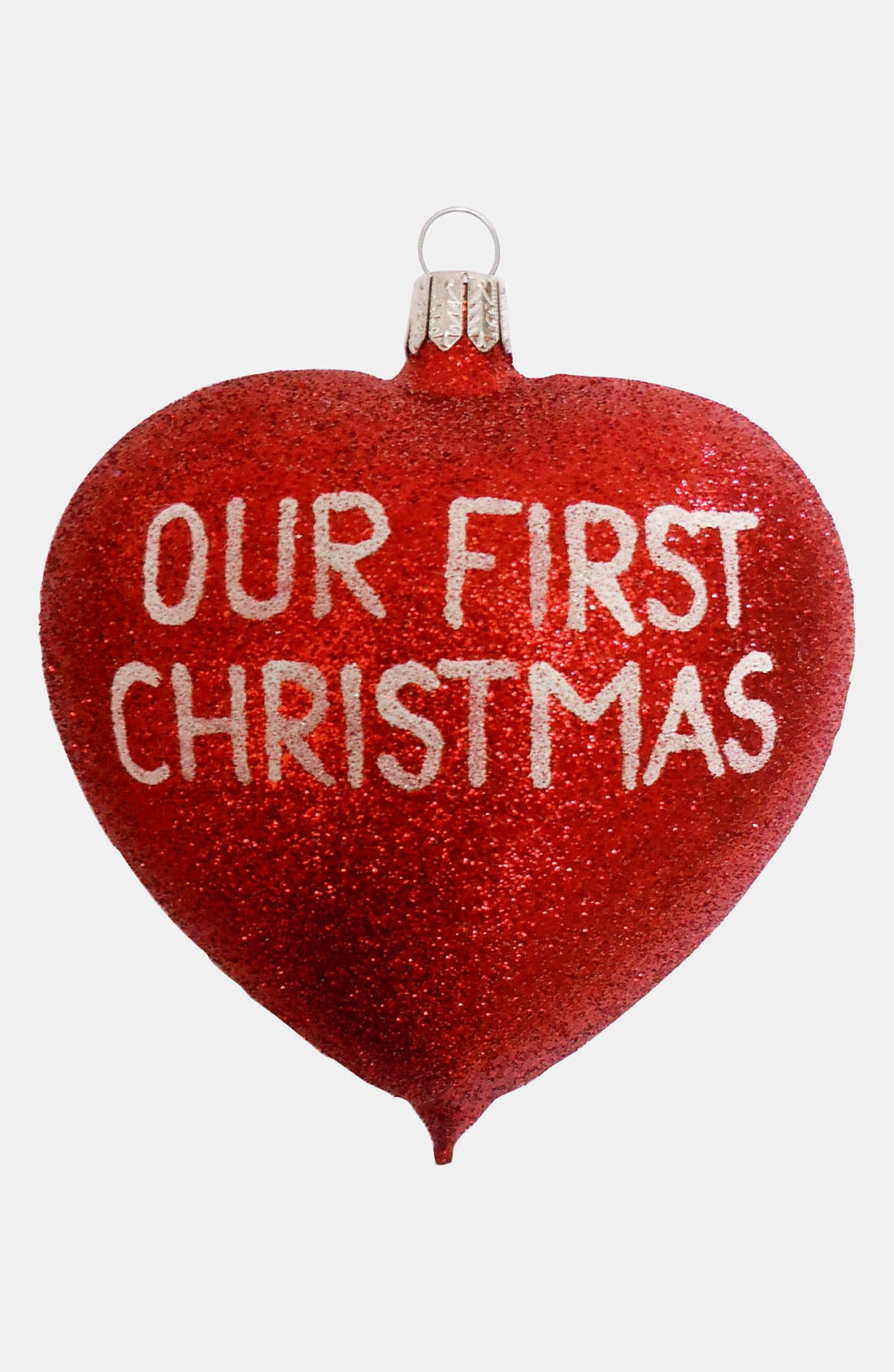 Main Image - Nordstrom at Home 'Our First Christmas 2012' Ornament