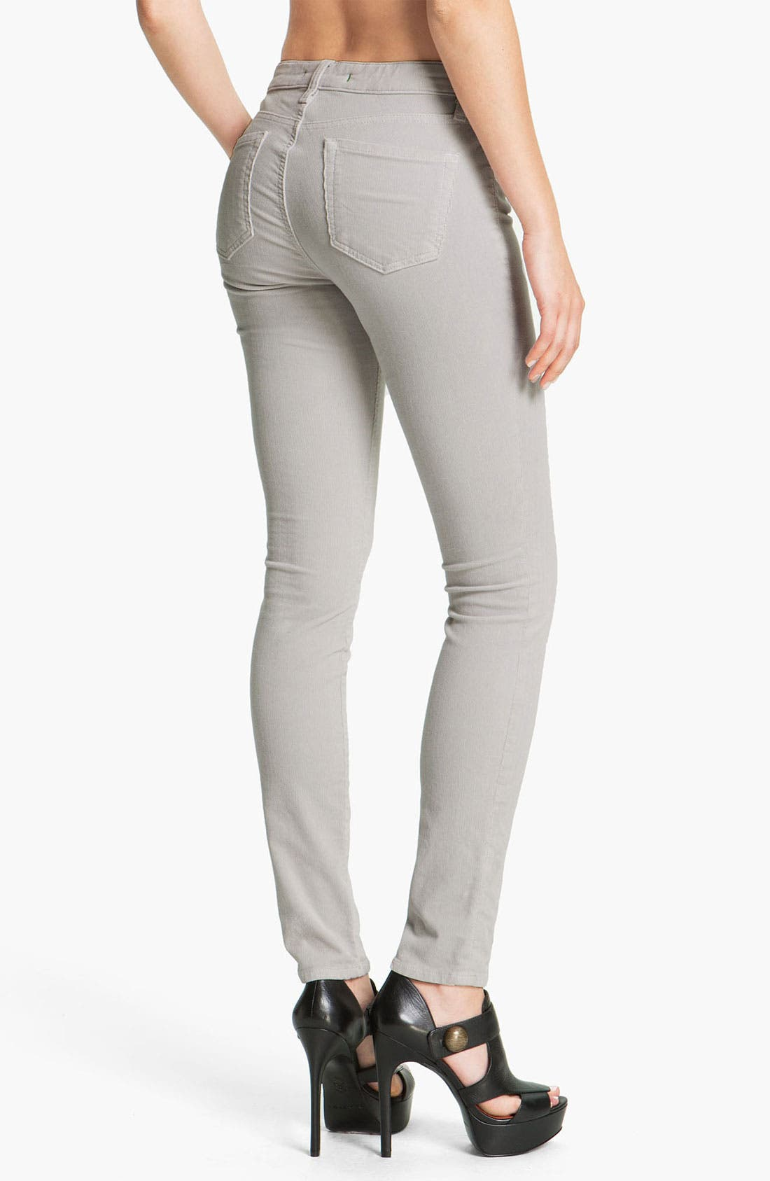 Alternate Image 2  - J Brand Skinny Stretch Corduroy Pants