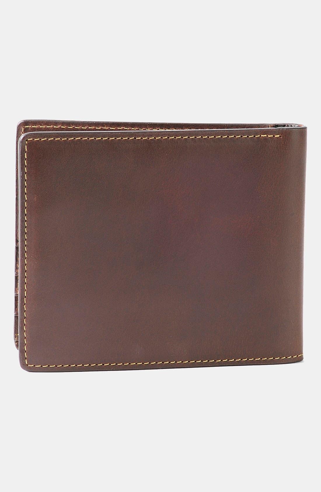 Alternate Image 3  - Boconi 'Bryant' RFID Blocker Slimfold Wallet