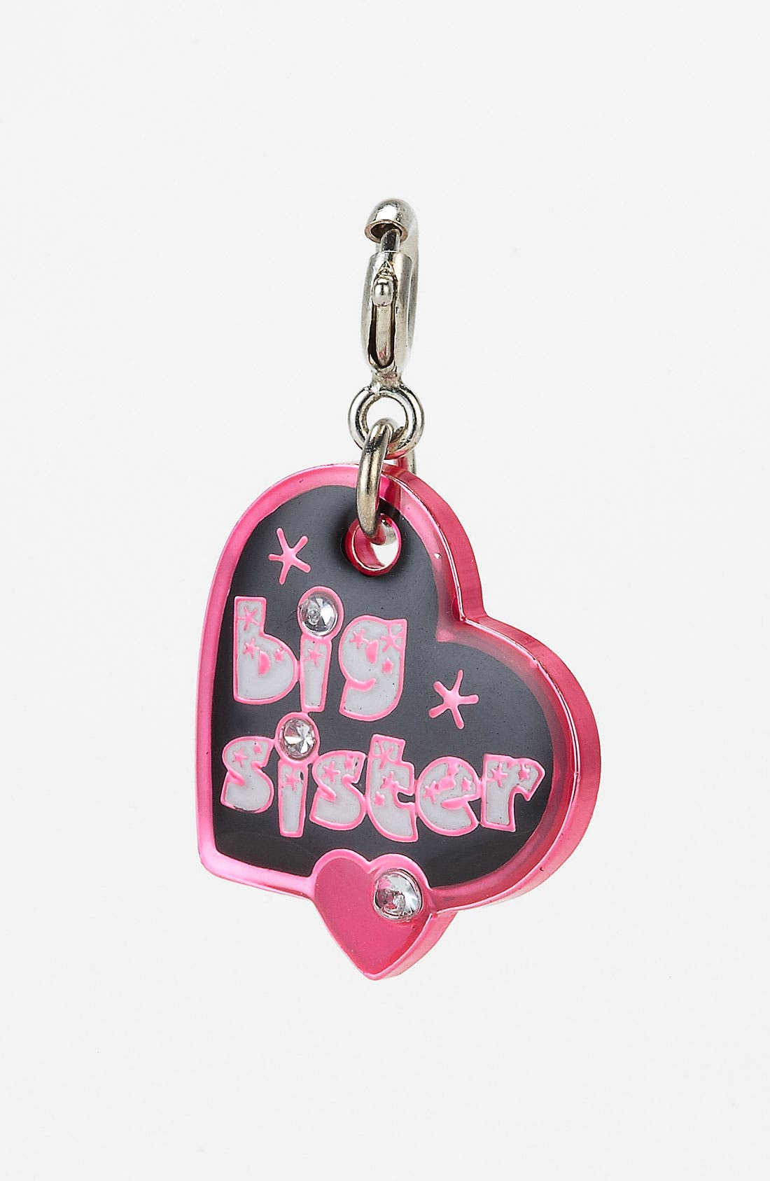 Alternate Image 1 Selected - CHARM IT!® 'Big Sister' Charm (Girls)