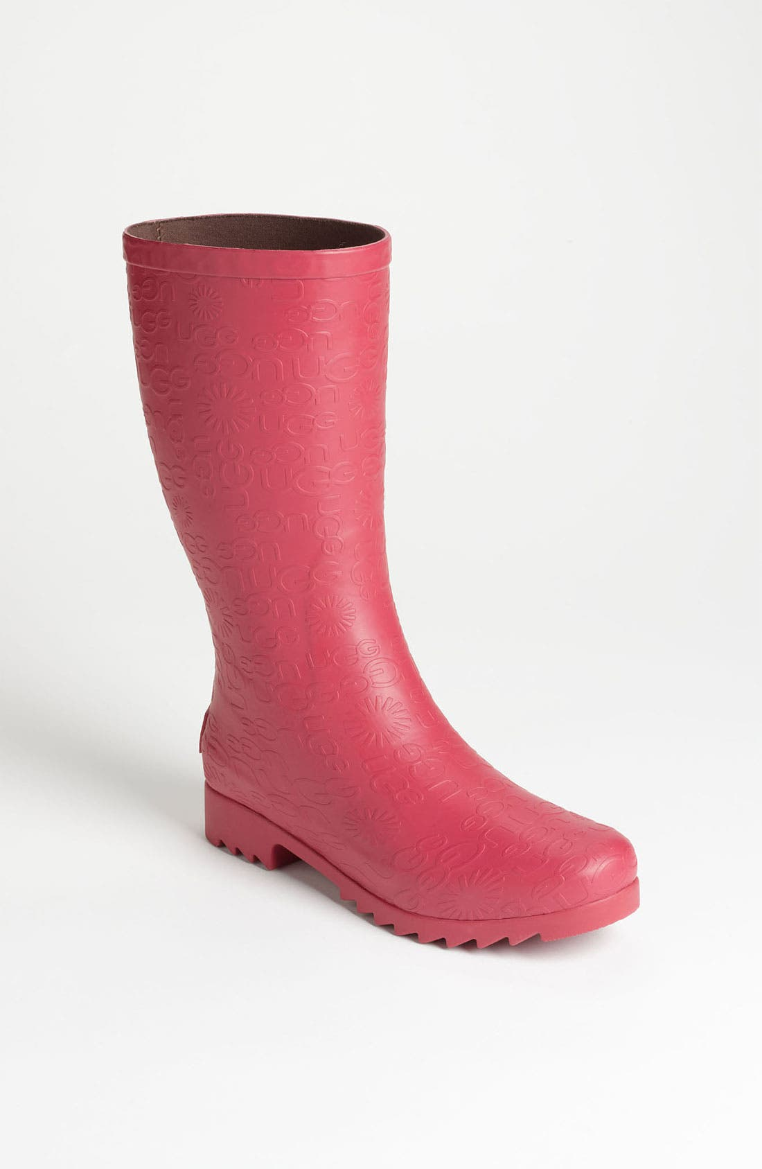 Alternate Image 1 Selected - UGG® Australia 'Wilshire Logo' Short Boot (Women)