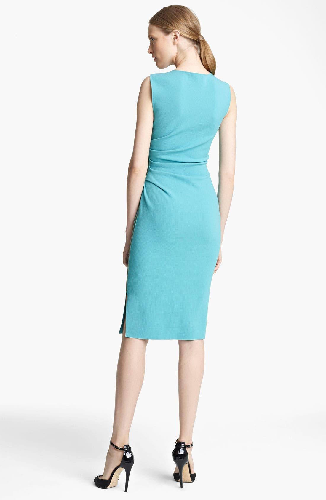 Alternate Image 2  - Emilio Pucci Side Zip Dress
