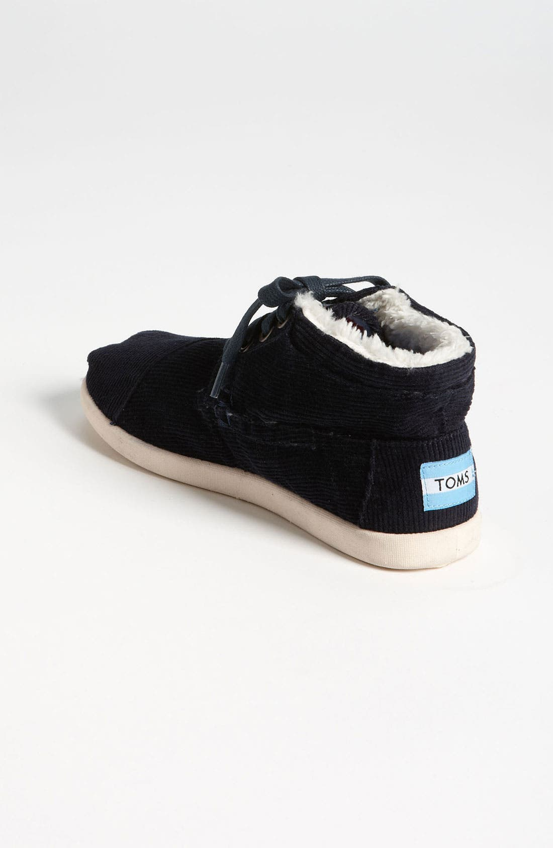 Alternate Image 2  - TOMS 'Botas - Youth' Corduroy Boot (Toddler, Little Kid & Big Kid)