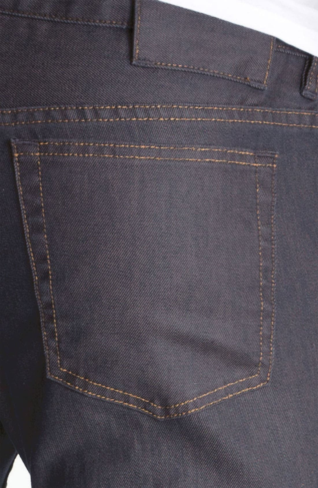 Alternate Image 4  - MARC BY MARC JACOBS Slim Fit Jeans (Indigo)
