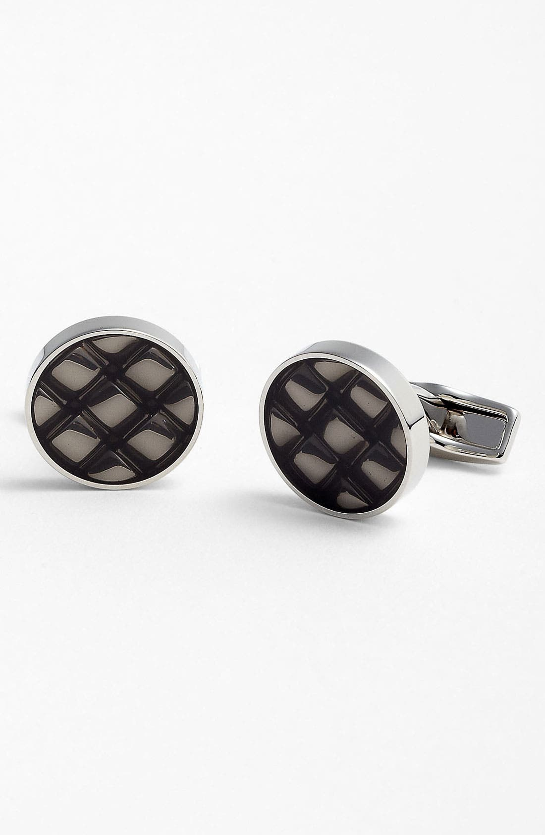 Alternate Image 1 Selected - BOSS Black 'Anisso' Cuff Links