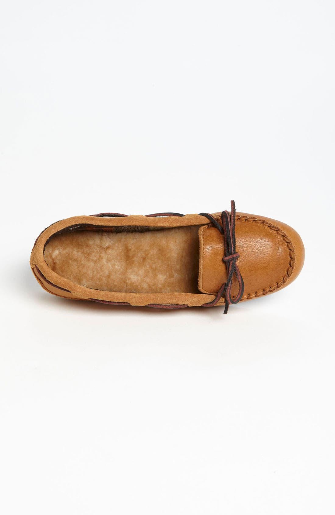 Alternate Image 3  - Woolrich 'Brenta' Moccasin Slipper