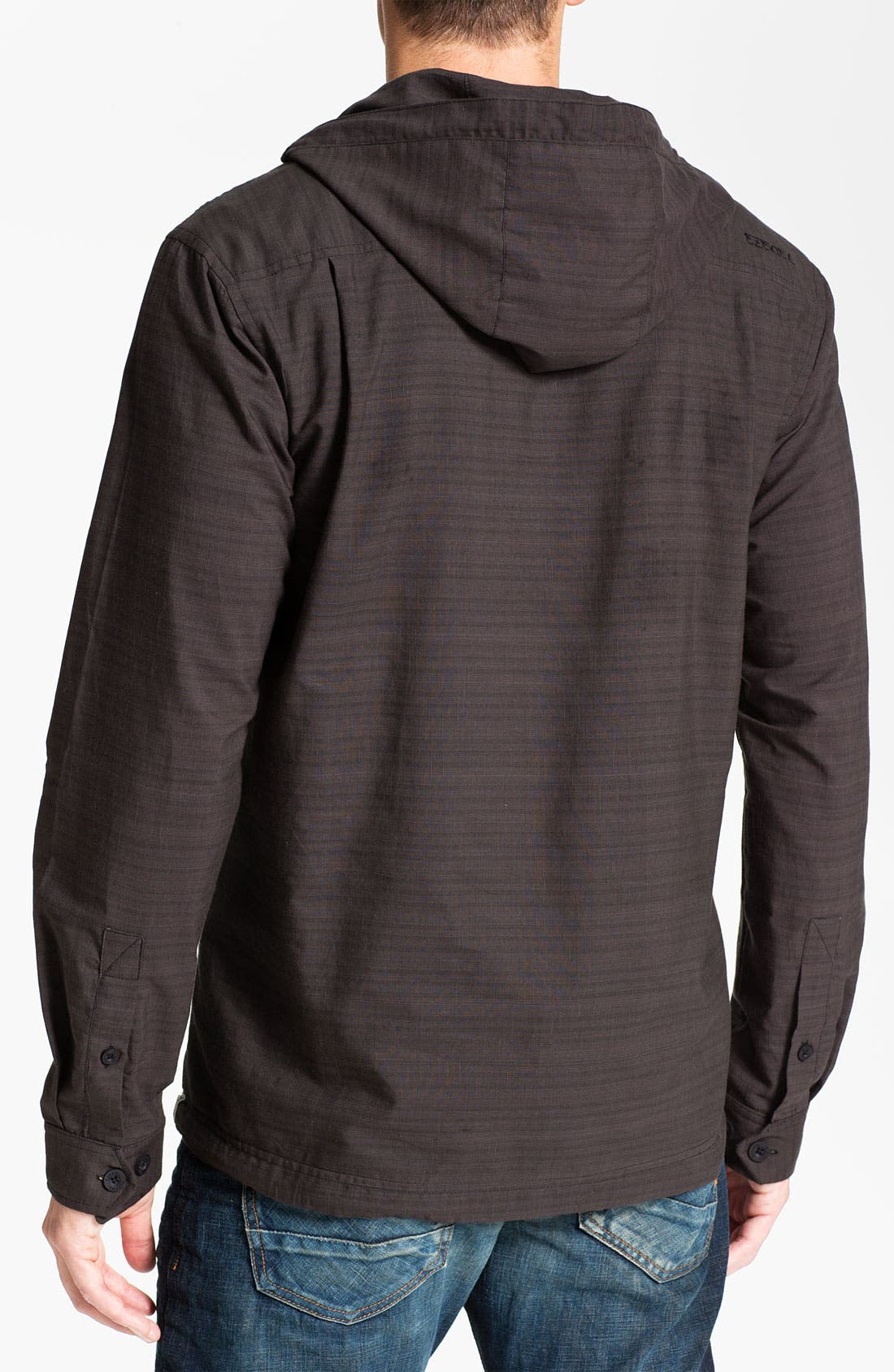 Alternate Image 2  - Ezekiel 'Cedar' Hooded Woven Pullover