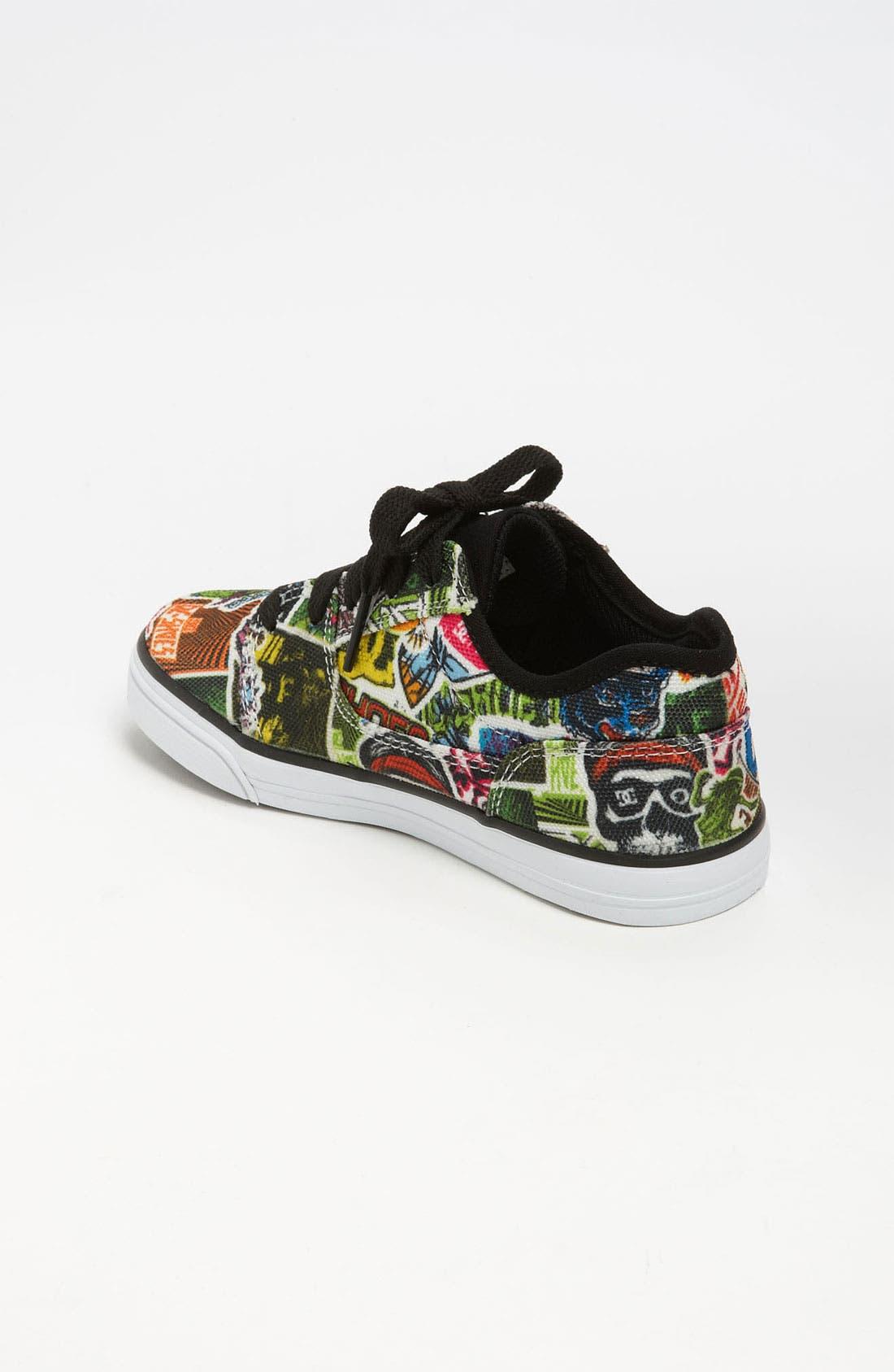 Alternate Image 2  - DC Shoes 'Bristol' Sneaker (Toddler, Little Kid & Big Kid)