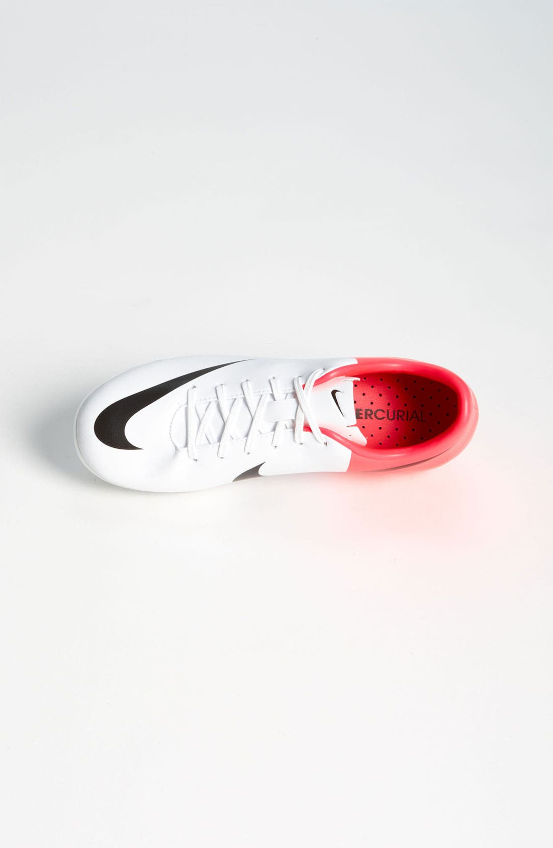 Alternate Image 3  - Nike 'Mercurial Vapor VIII' Soccer Shoe (Little Kid & Big Kid)