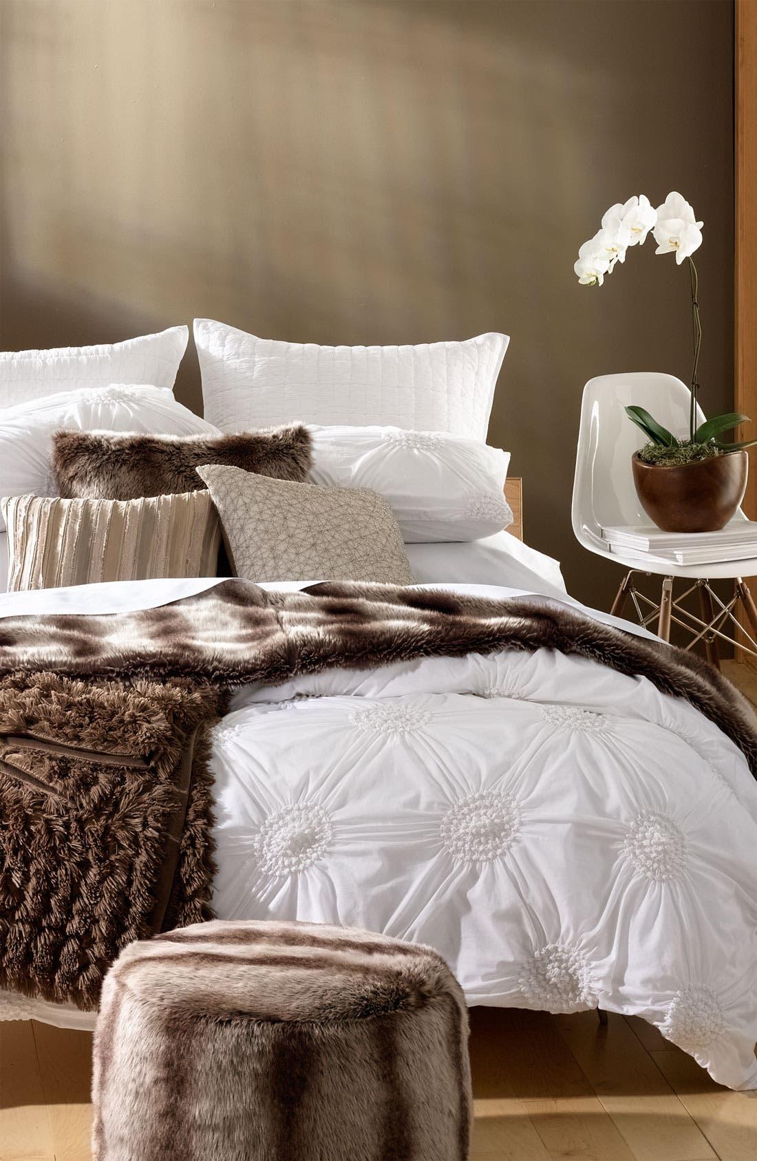 Alternate Image 2  - Nordstrom at Home 'Telegram' Pillow Cover