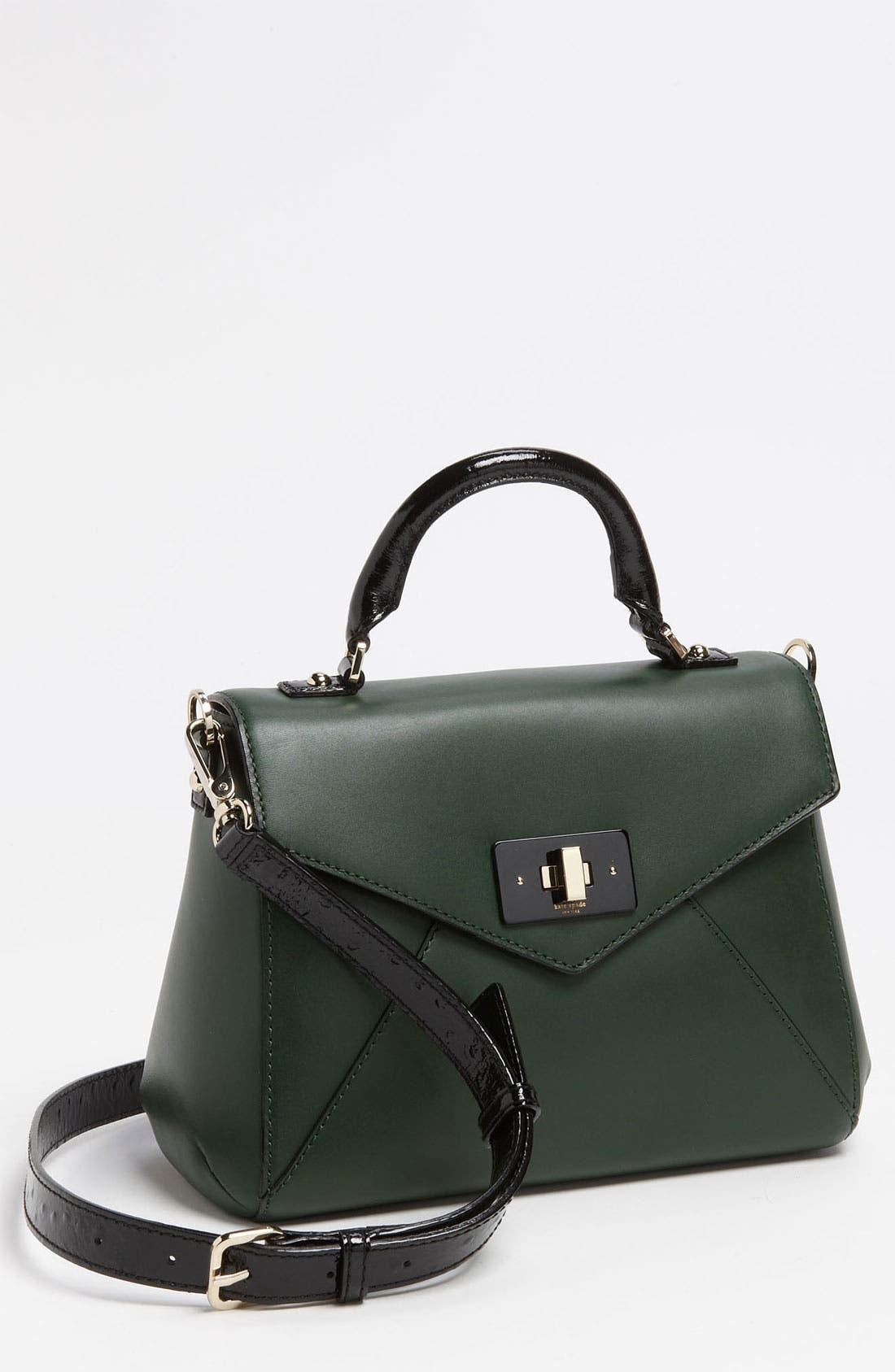 Main Image - kate spade new york 'post street - little nadine' satchel