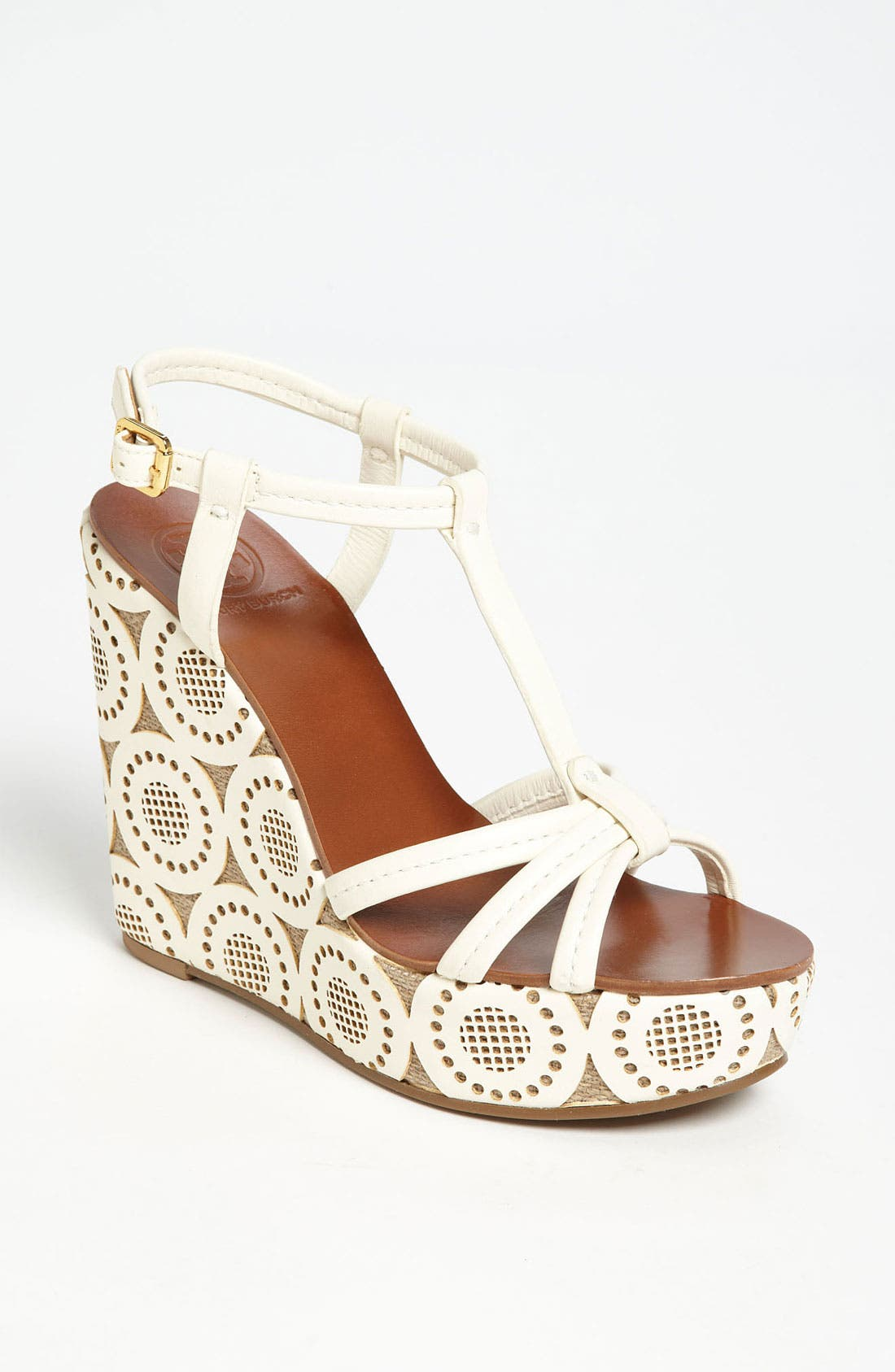 Alternate Image 1 Selected - Tory Burch 'Ida' Wedge