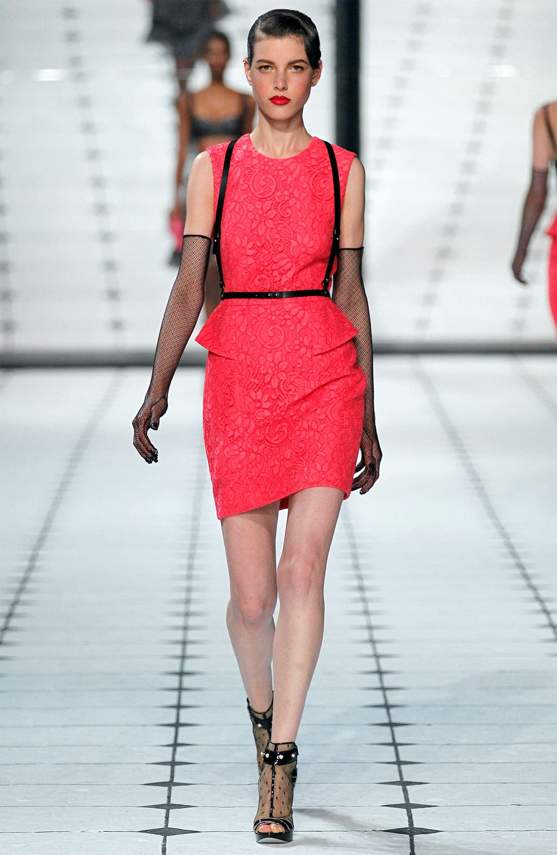 Alternate Image 4  - Jason Wu Lace Sheath Dress