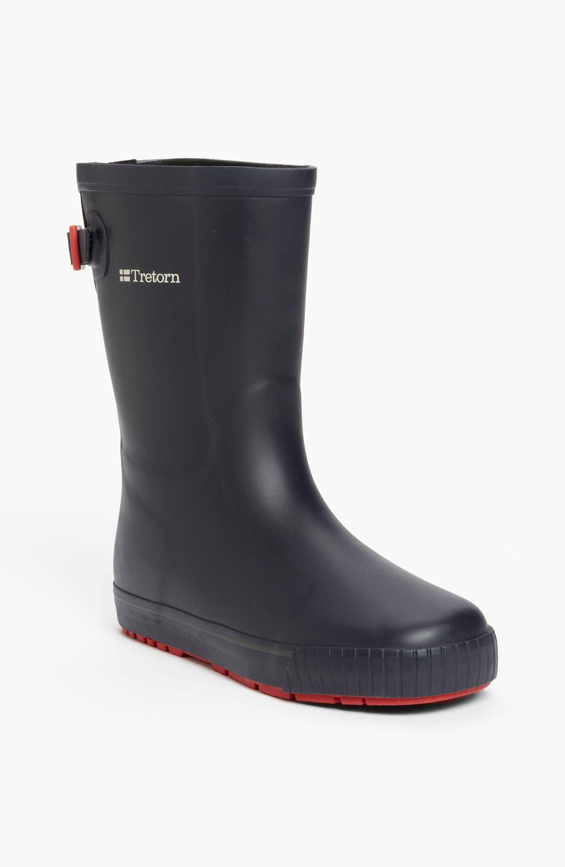 Main Image - Tretorn 'Skerry Straple' Rain Boot (Women)