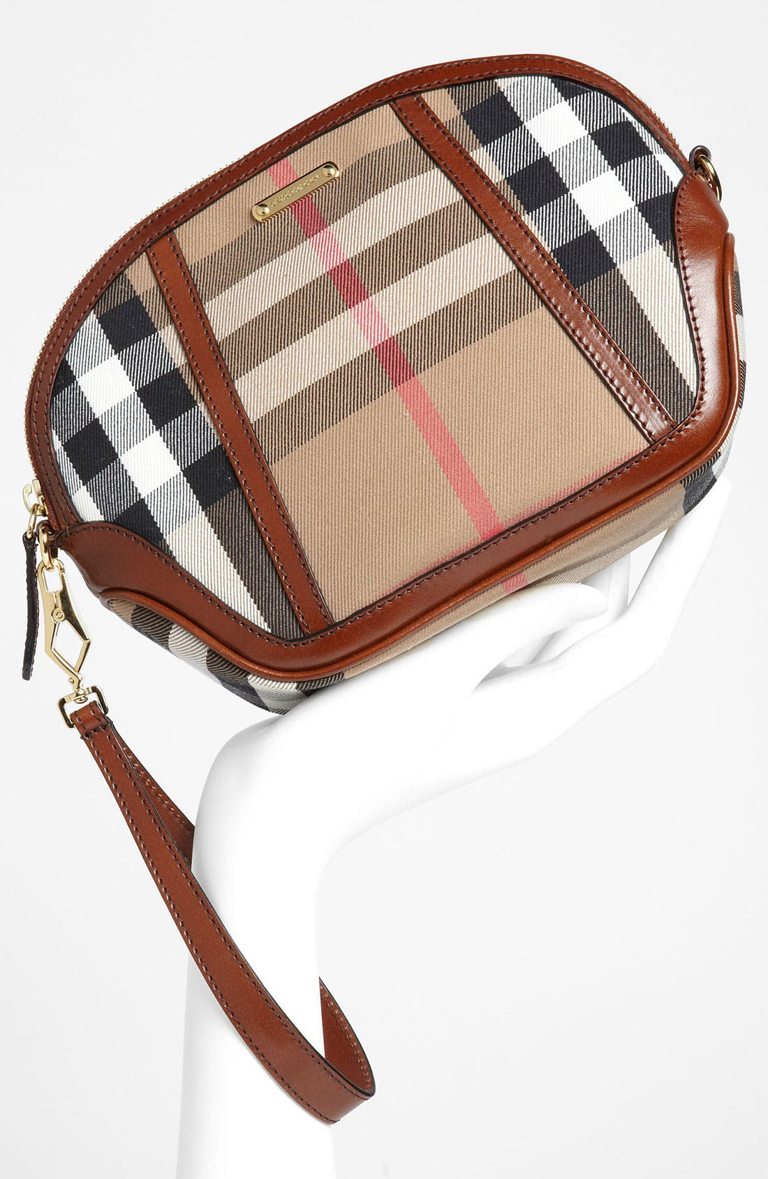 Alternate Image 5  - Burberry 'House Check' Crossbody Bag