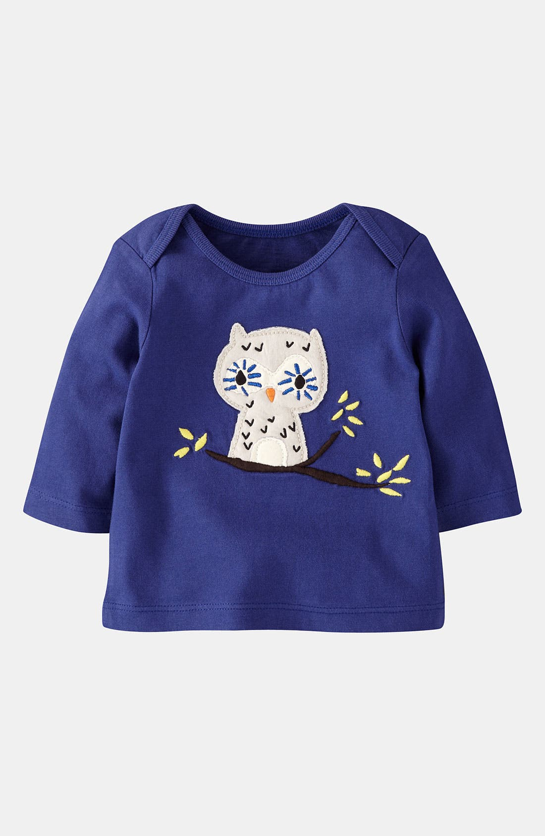 Alternate Image 1 Selected - Mini Boden 'Festive Friends' Tee (Infant)