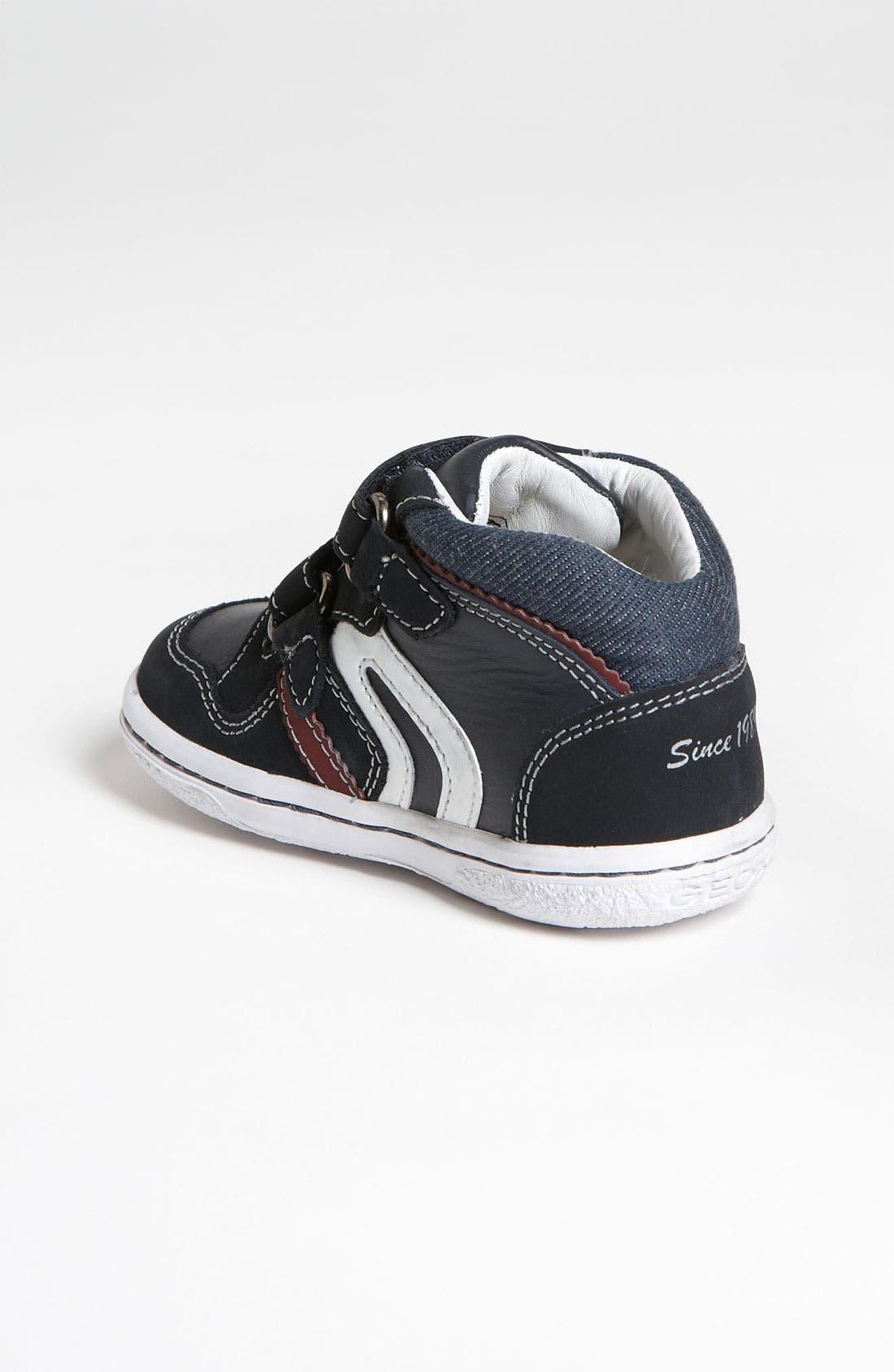 Alternate Image 2  - Geox 'Flick' Sneaker (Baby, Walker & Toddler)