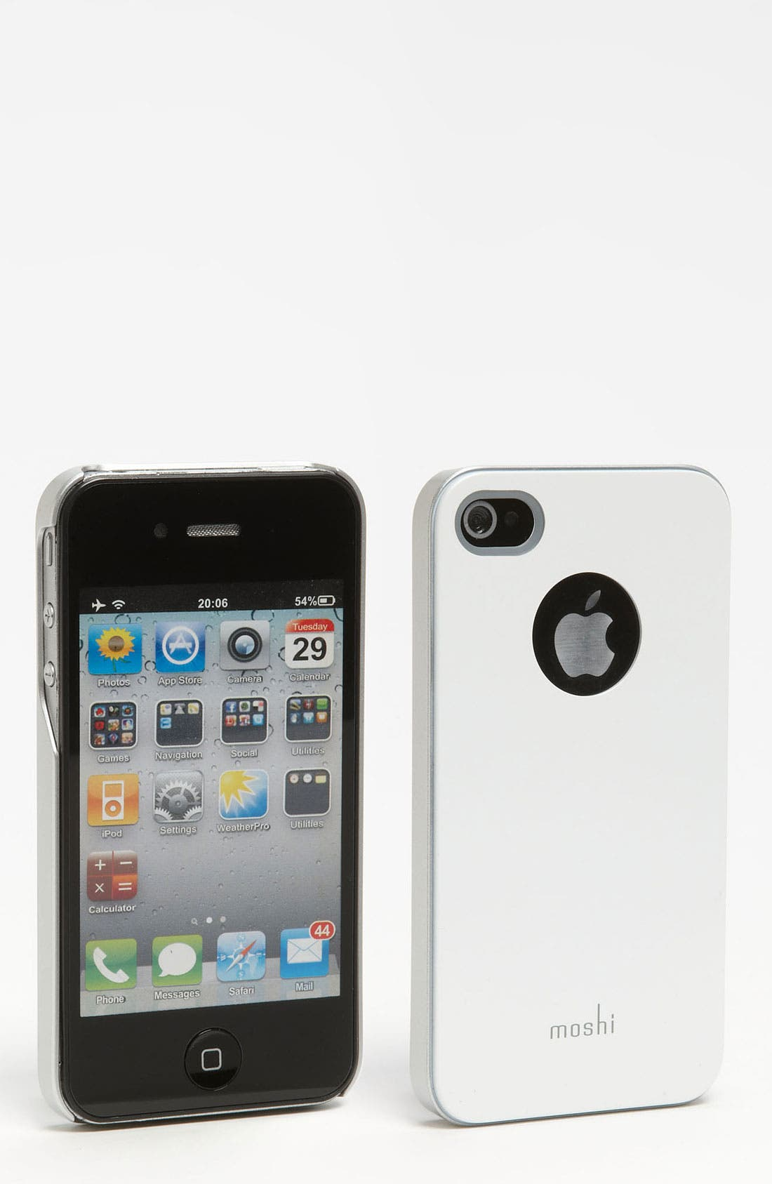 Alternate Image 1 Selected - Moshi 'iGlaze' iPhone 4 & 4S Case