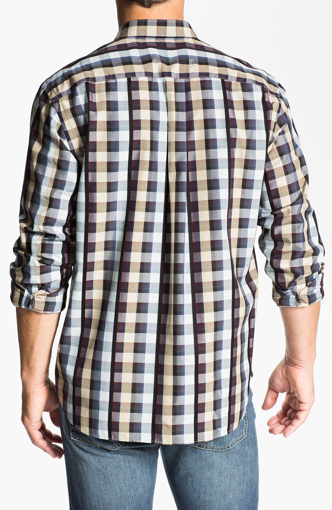 Alternate Image 2  - Tommy Bahama 'Esprit de Coeur' Silk Sport Shirt