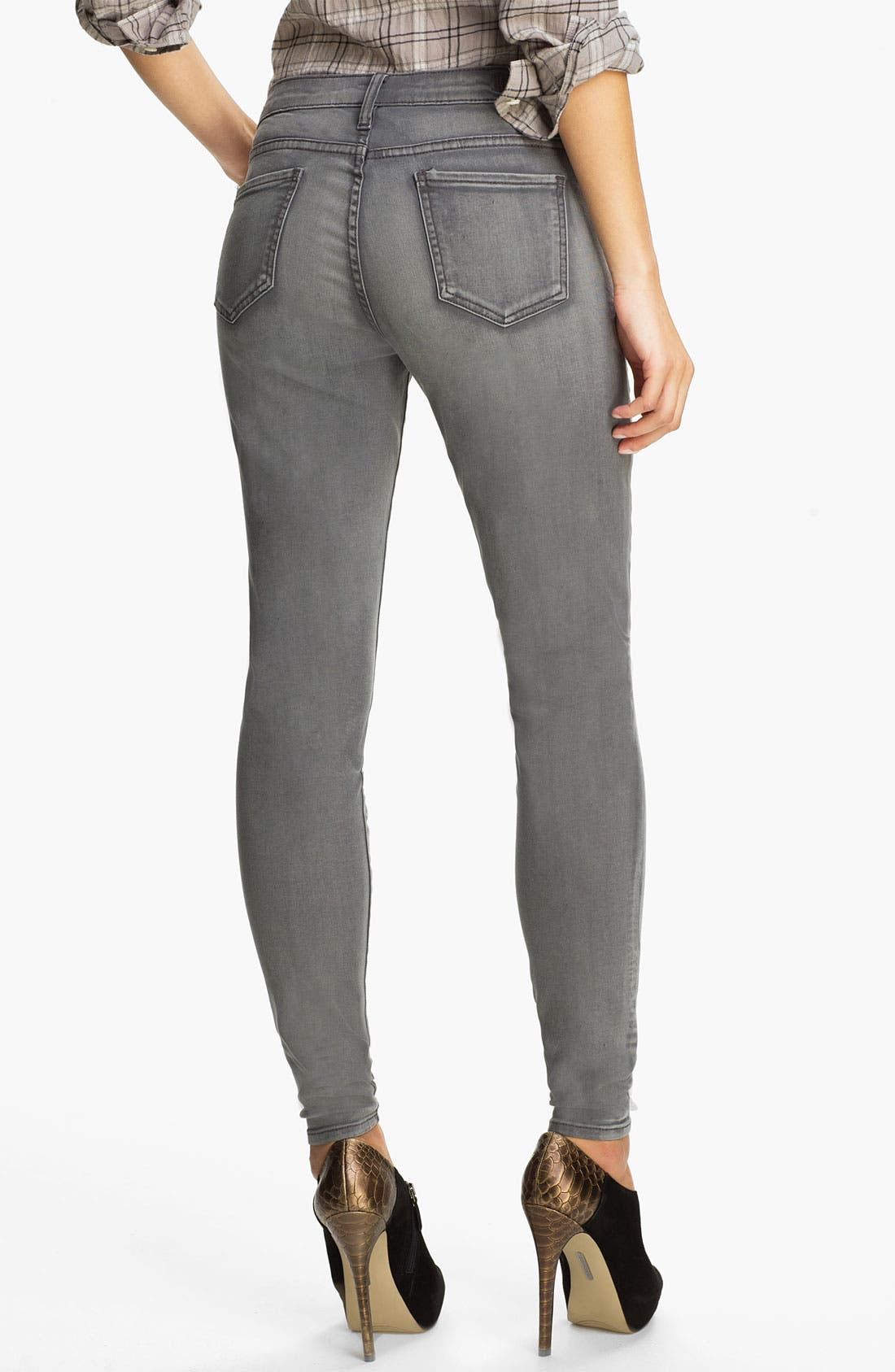 Alternate Image 2  - KUT from the Kloth 'Jennifer' Skinny Stretch Jeans (Deluxe) (Online Exclusive)