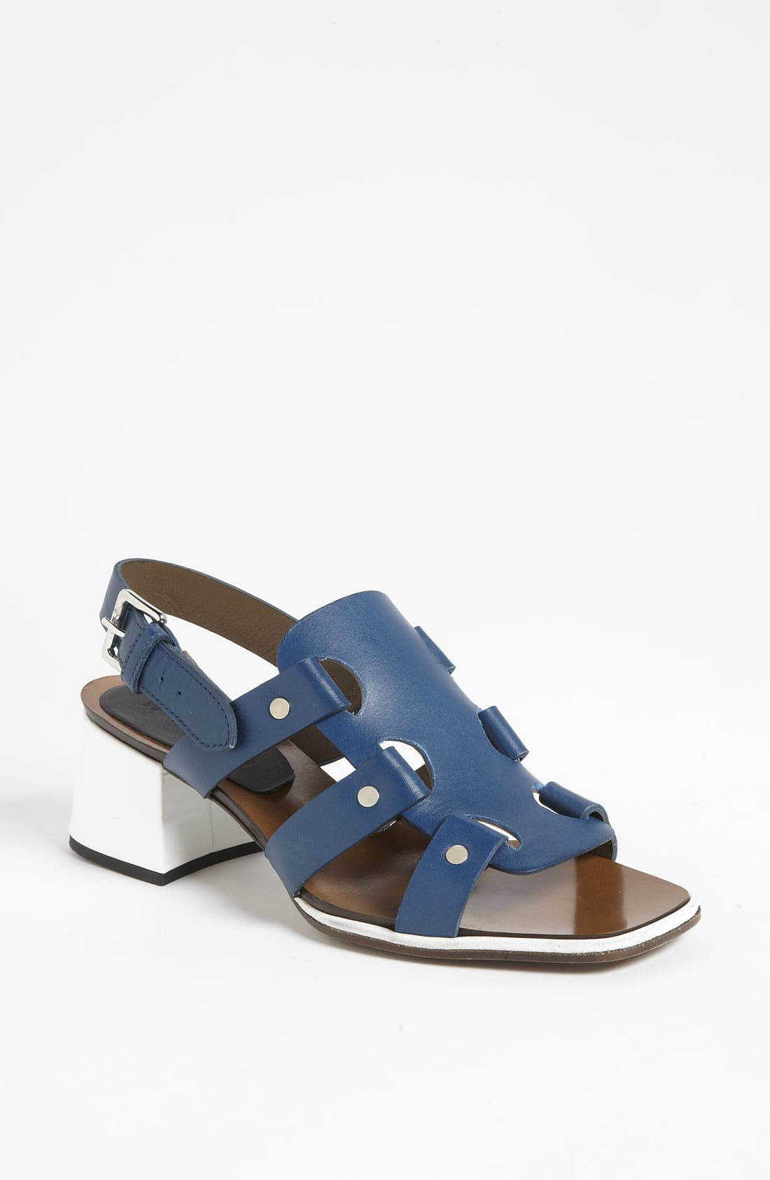 Alternate Image 1 Selected - Marni Block Heel Sandal