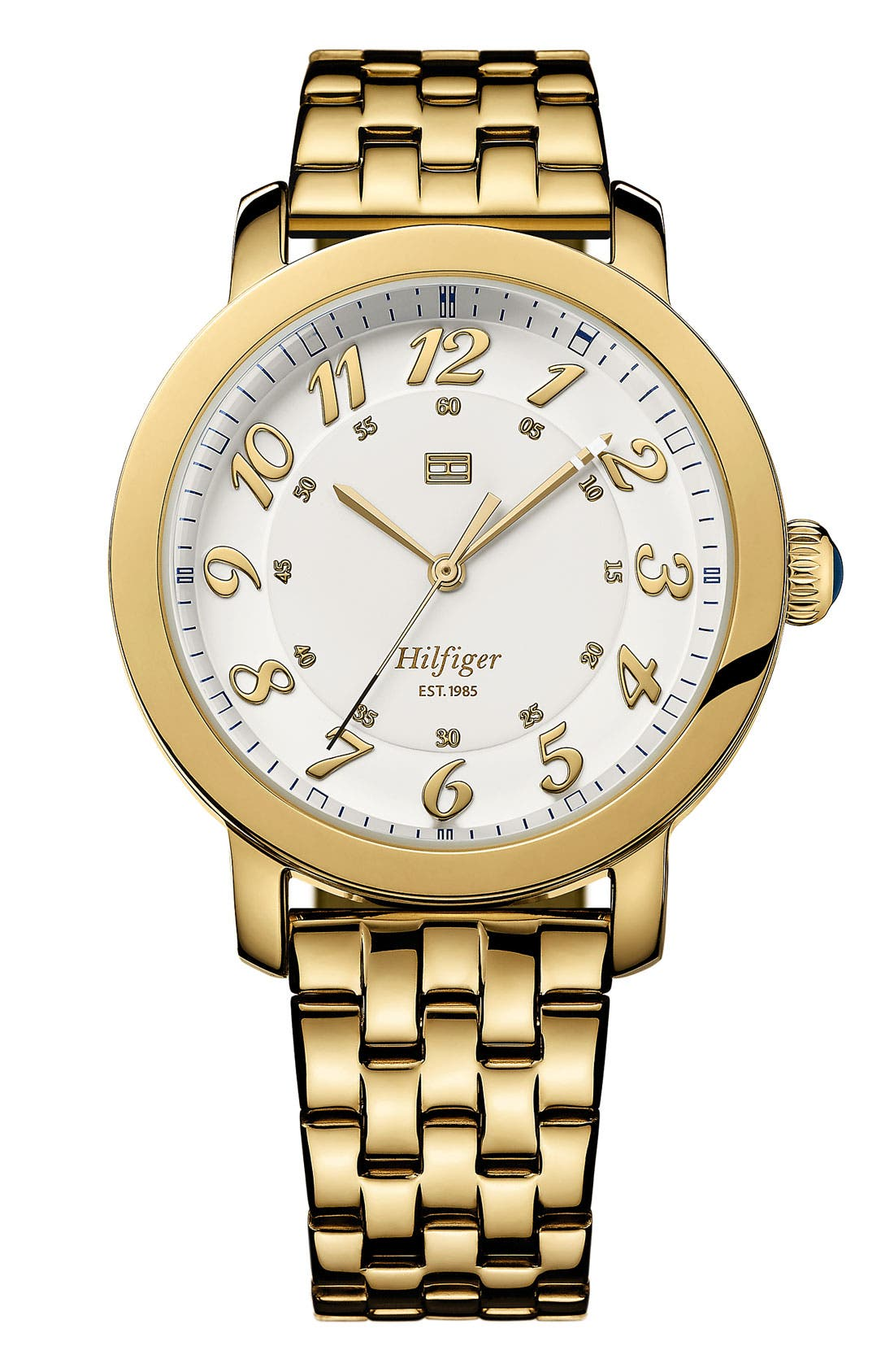 Alternate Image 1 Selected - Tommy Hilfiger Round Bracelet Watch, 38mm