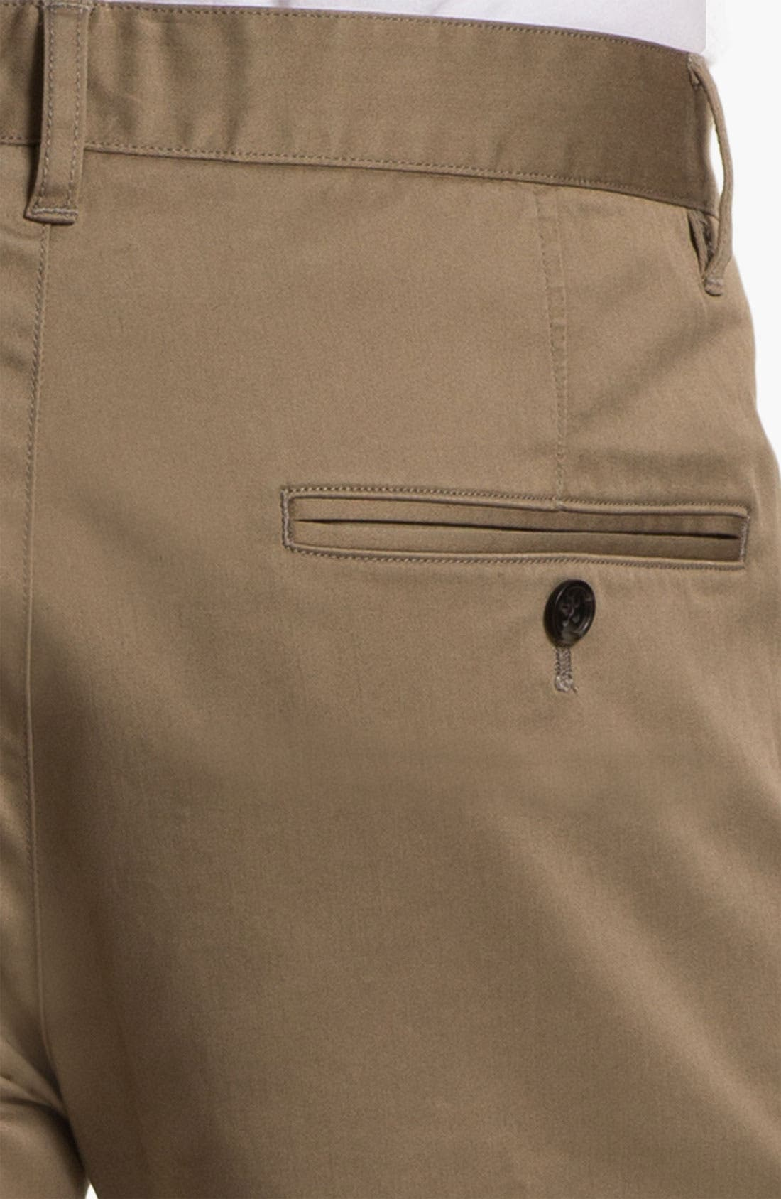 Alternate Image 3  - Theory 'Zaine Clifton' Slim Straight Leg Pants