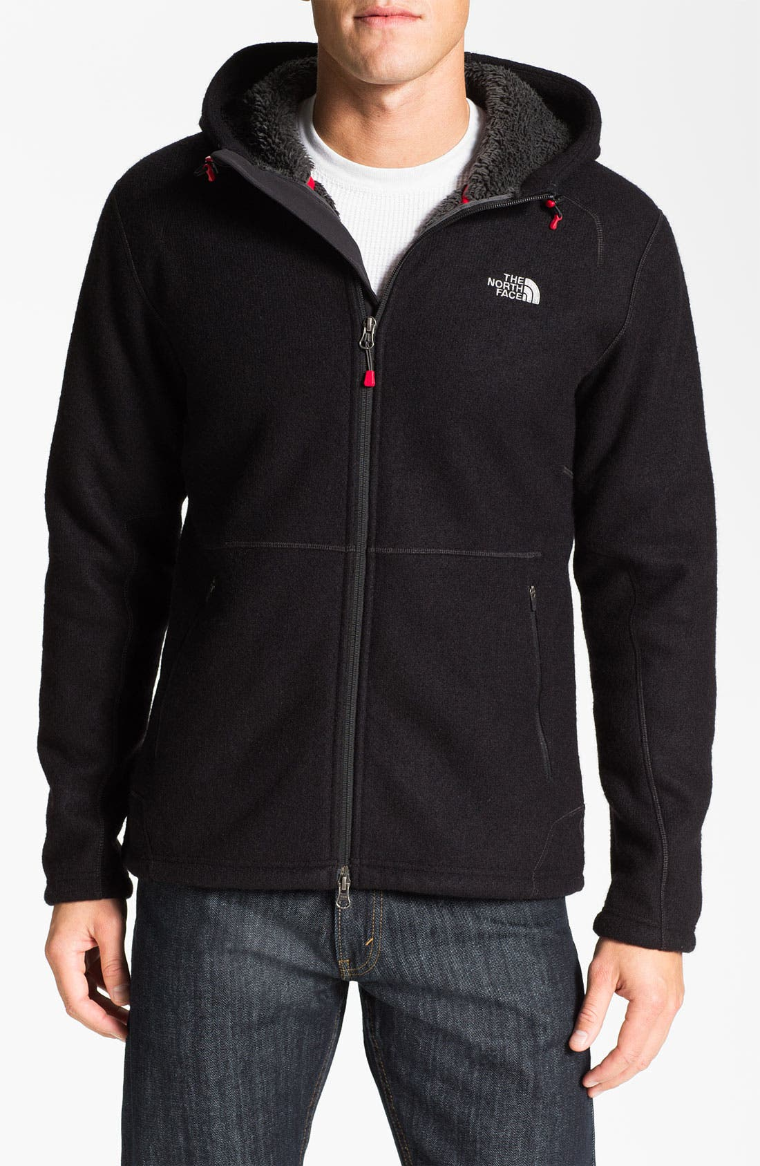 Alternate Image 1 Selected - The North Face 'Zermatt' Hoodie