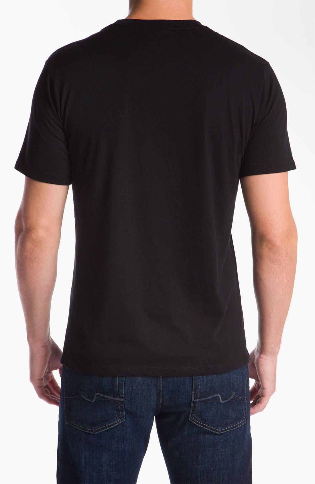 Alternate Image 2  - Lira Clothing Graphic T-Shirt