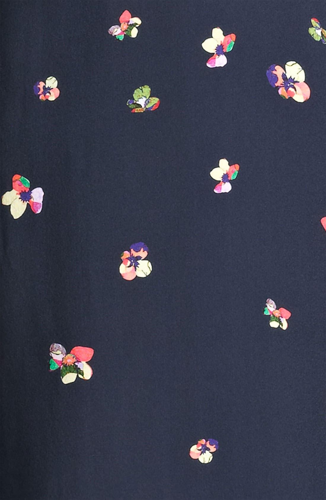 Alternate Image 3  - Erdem Print Sleeveless Shift Dress
