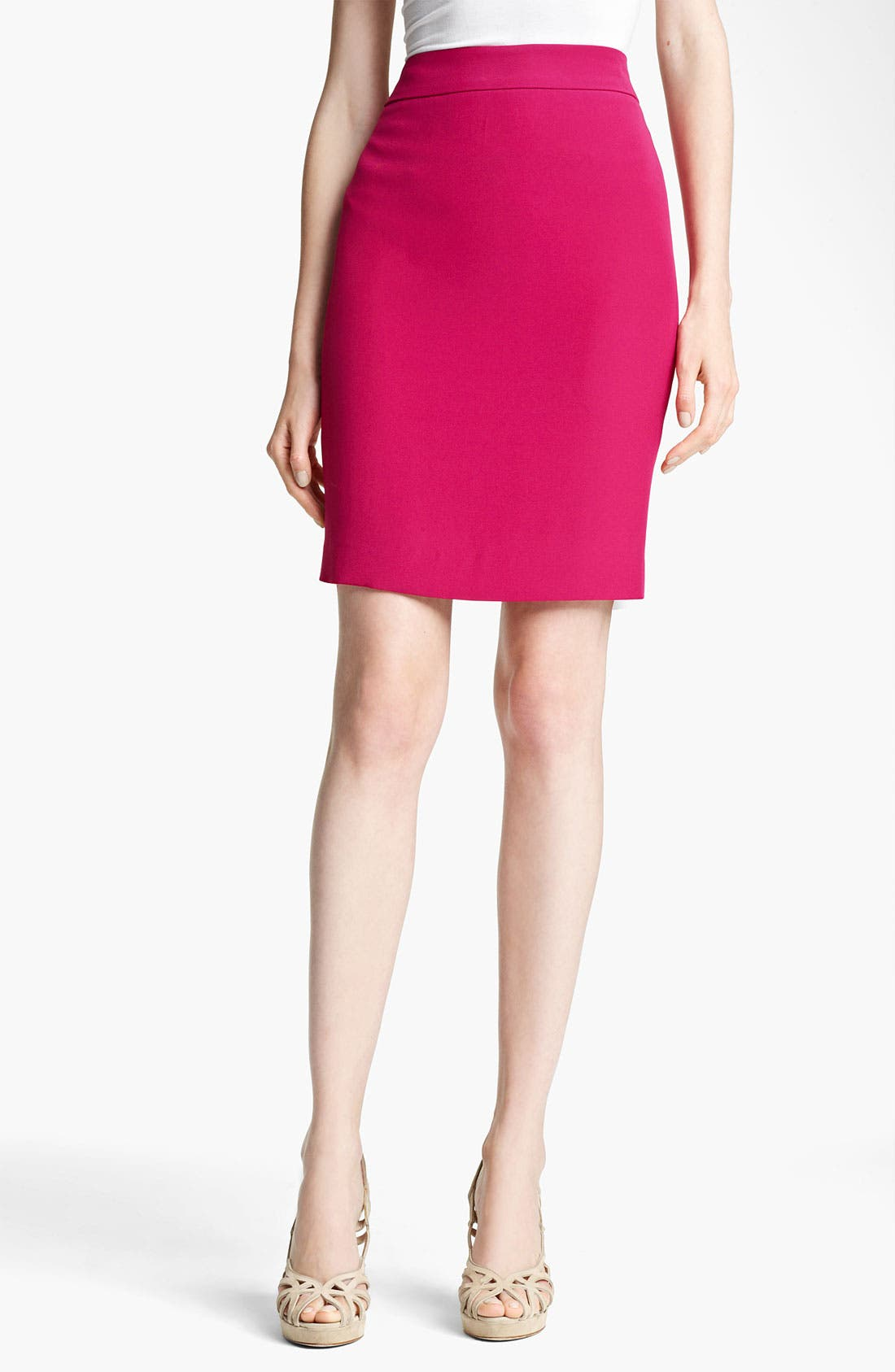 Cady Skirt,                             Main thumbnail 1, color,                             Raspberry