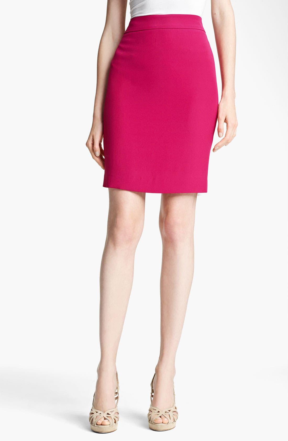 Main Image - Armani Collezioni Cady Skirt
