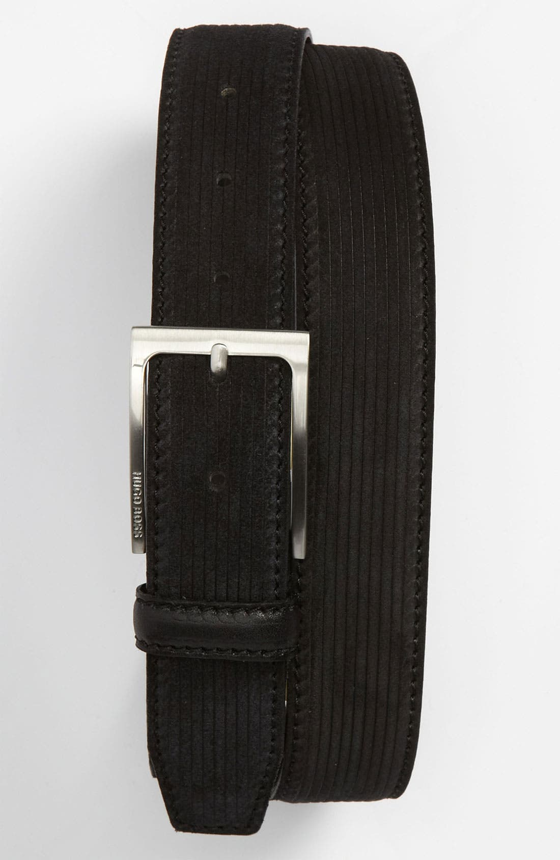 Alternate Image 1 Selected - BOSS Black 'Colino' Belt