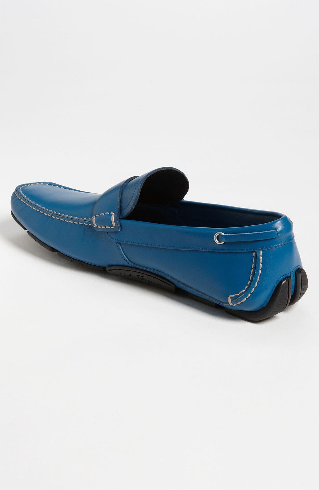 Alternate Image 2  - Salvatore Ferragamo 'Cabo 2' Driving Shoe